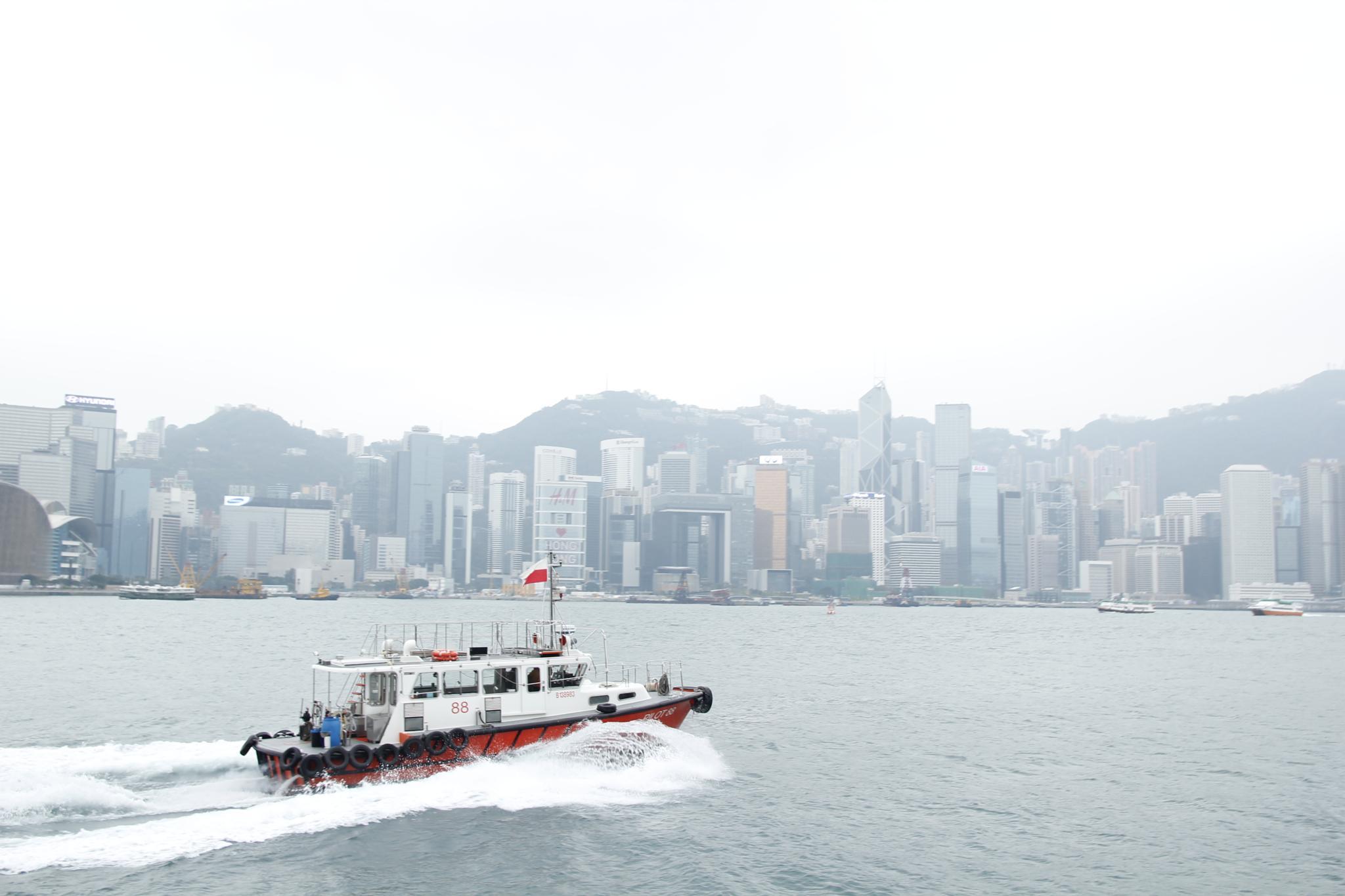 Hongkong by Nguyen Hoang