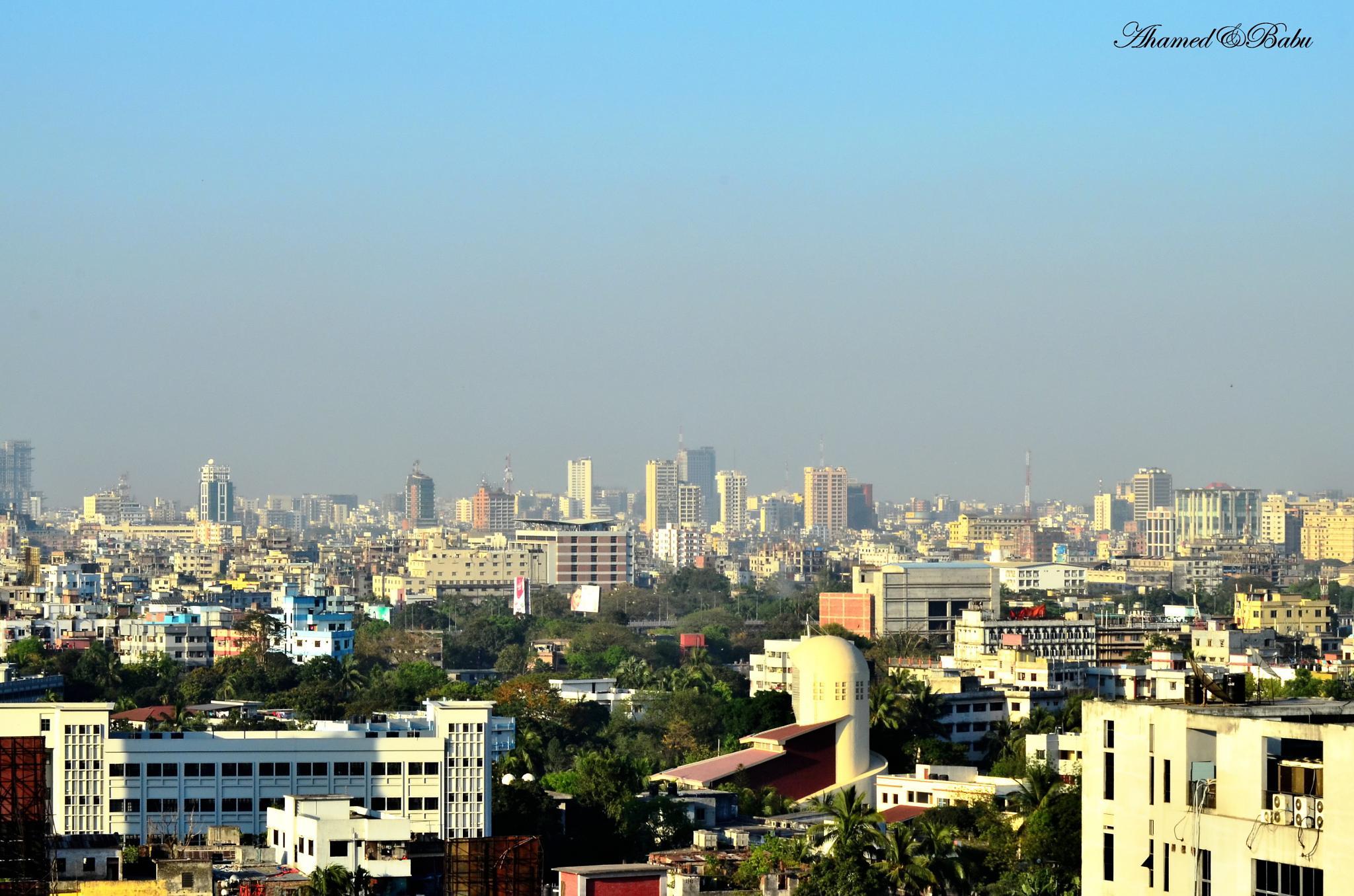 Dhaka The splendid... by Ahamed Babu