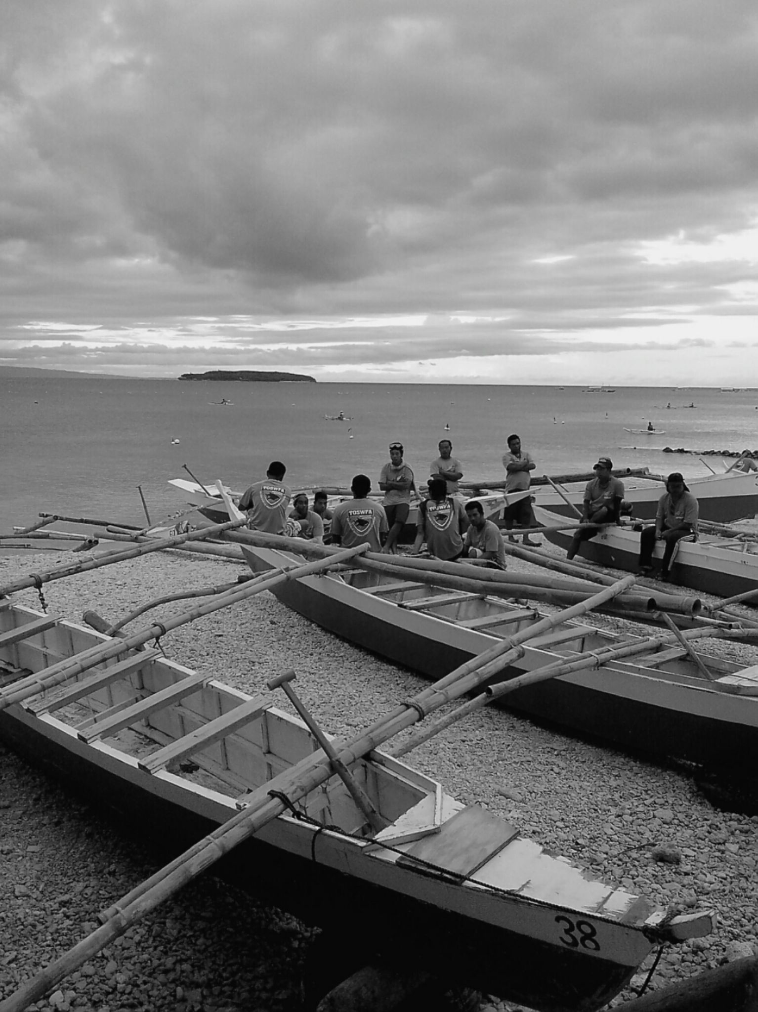 Fisherfolks by jssacaben