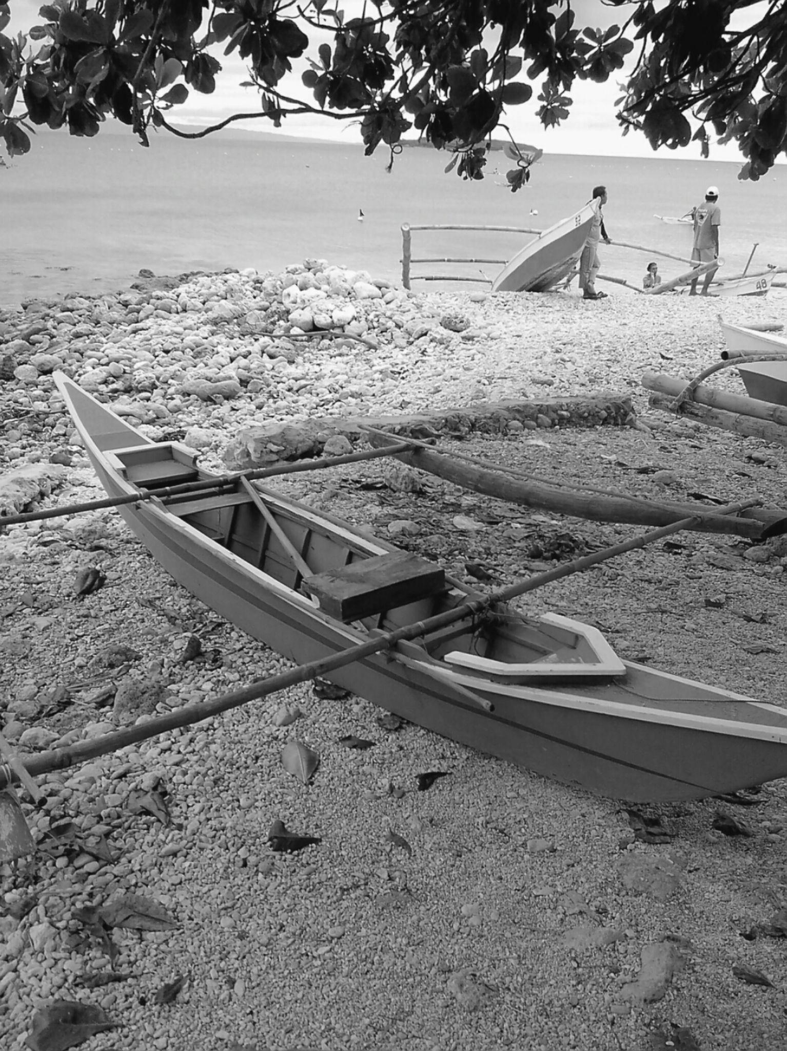 Fisherman's Boat by jssacaben