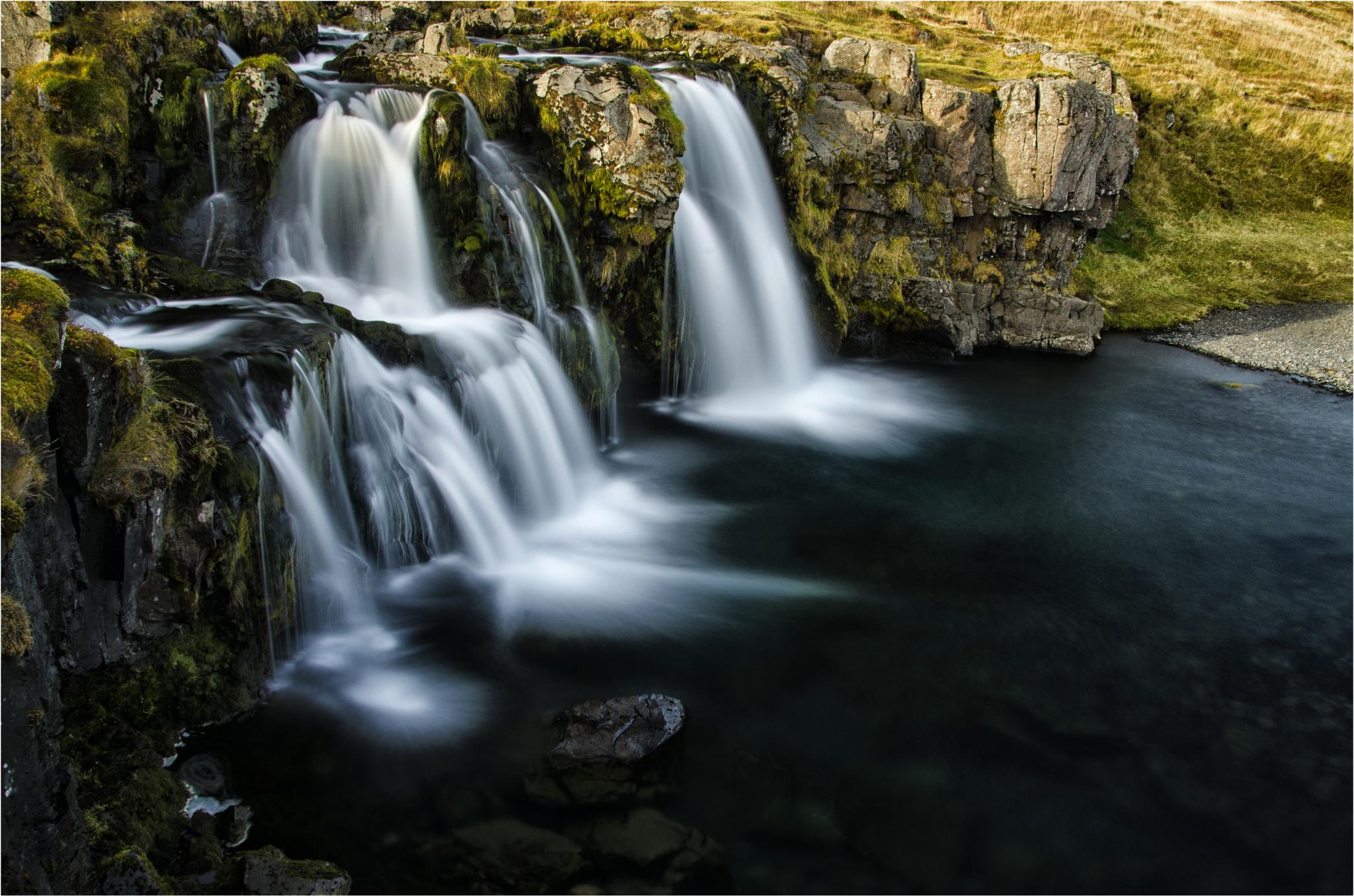 The Falls by Eric Pearce AWPF
