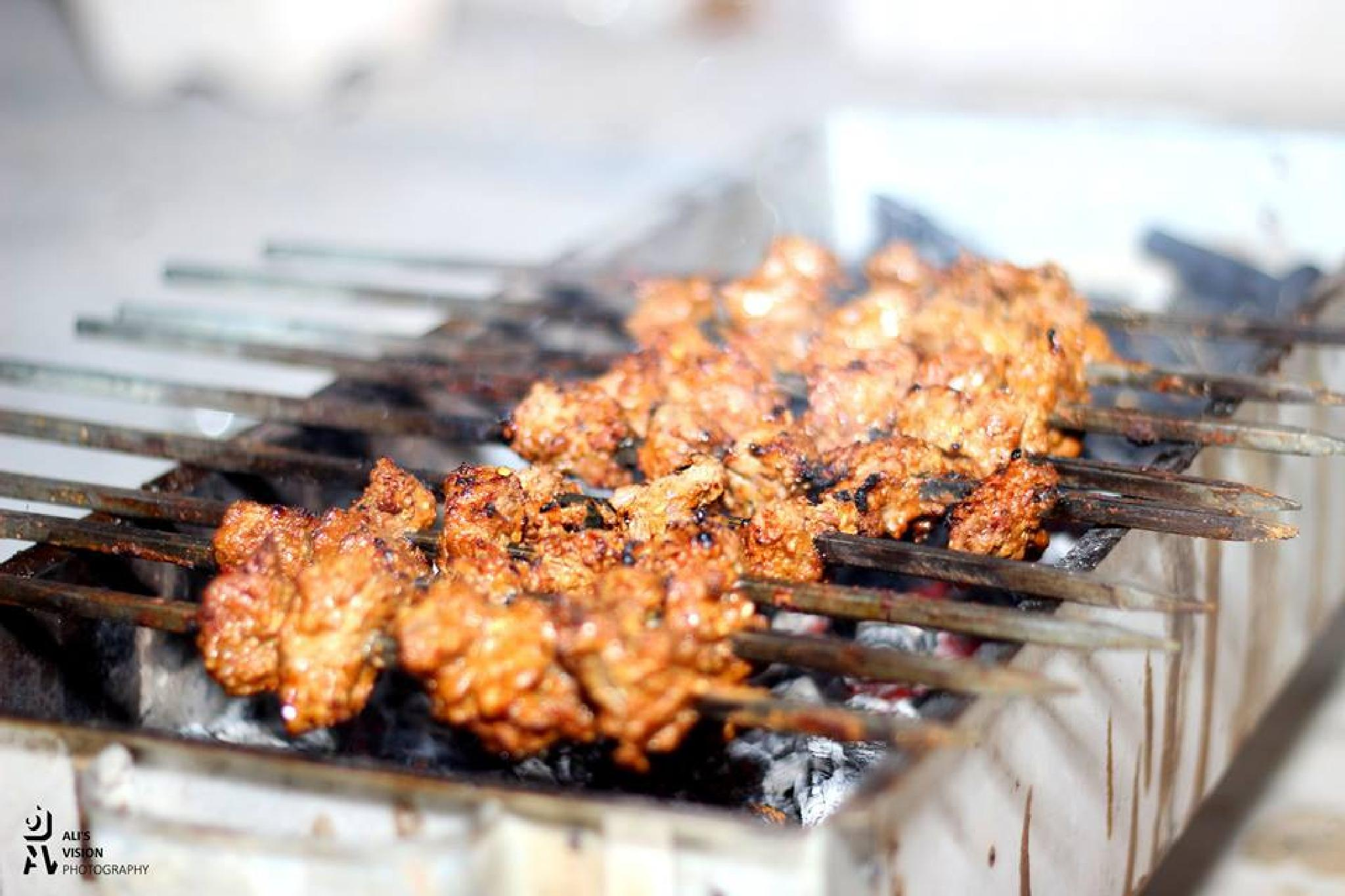 Barbeque by Syed Muhammad Ali