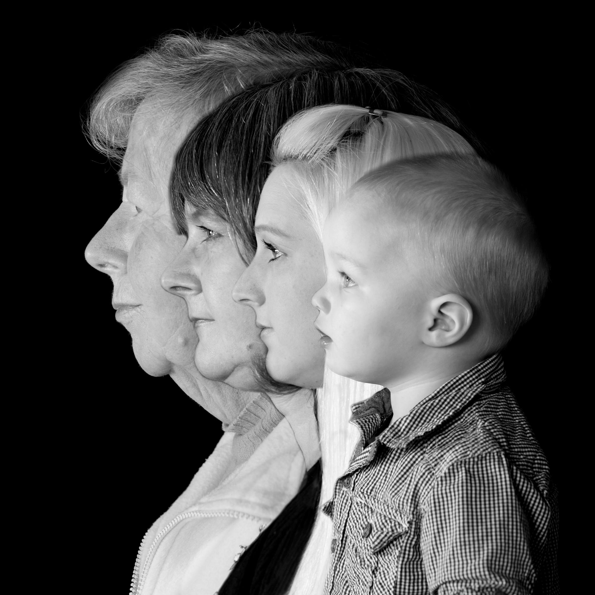 Generations by Phil Owen