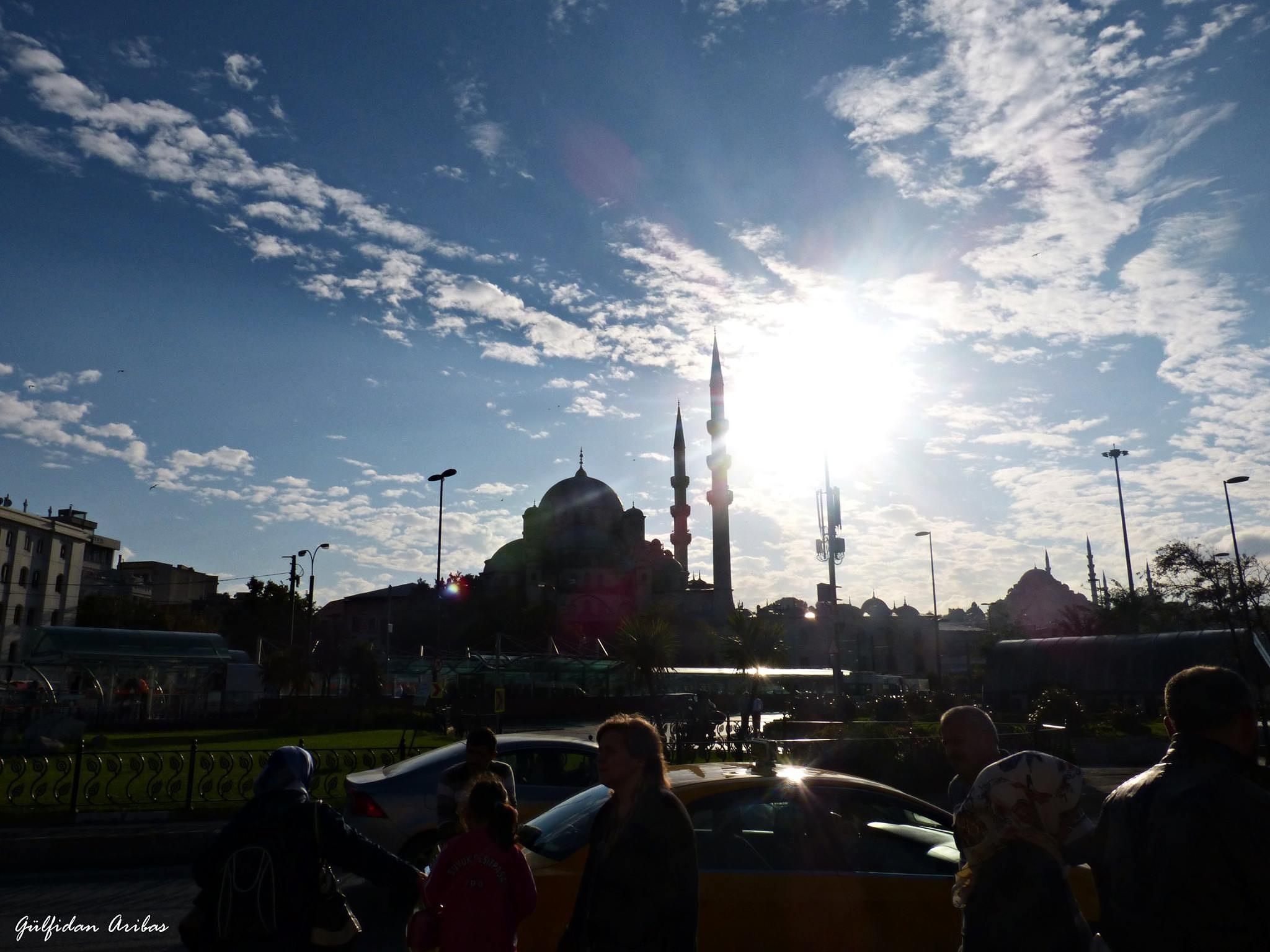 My Istanbul by Gül Fidan