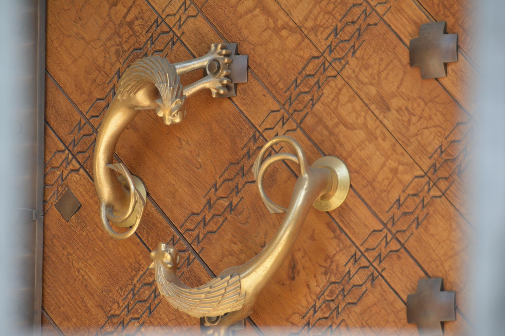 open the door by avner.paltiel