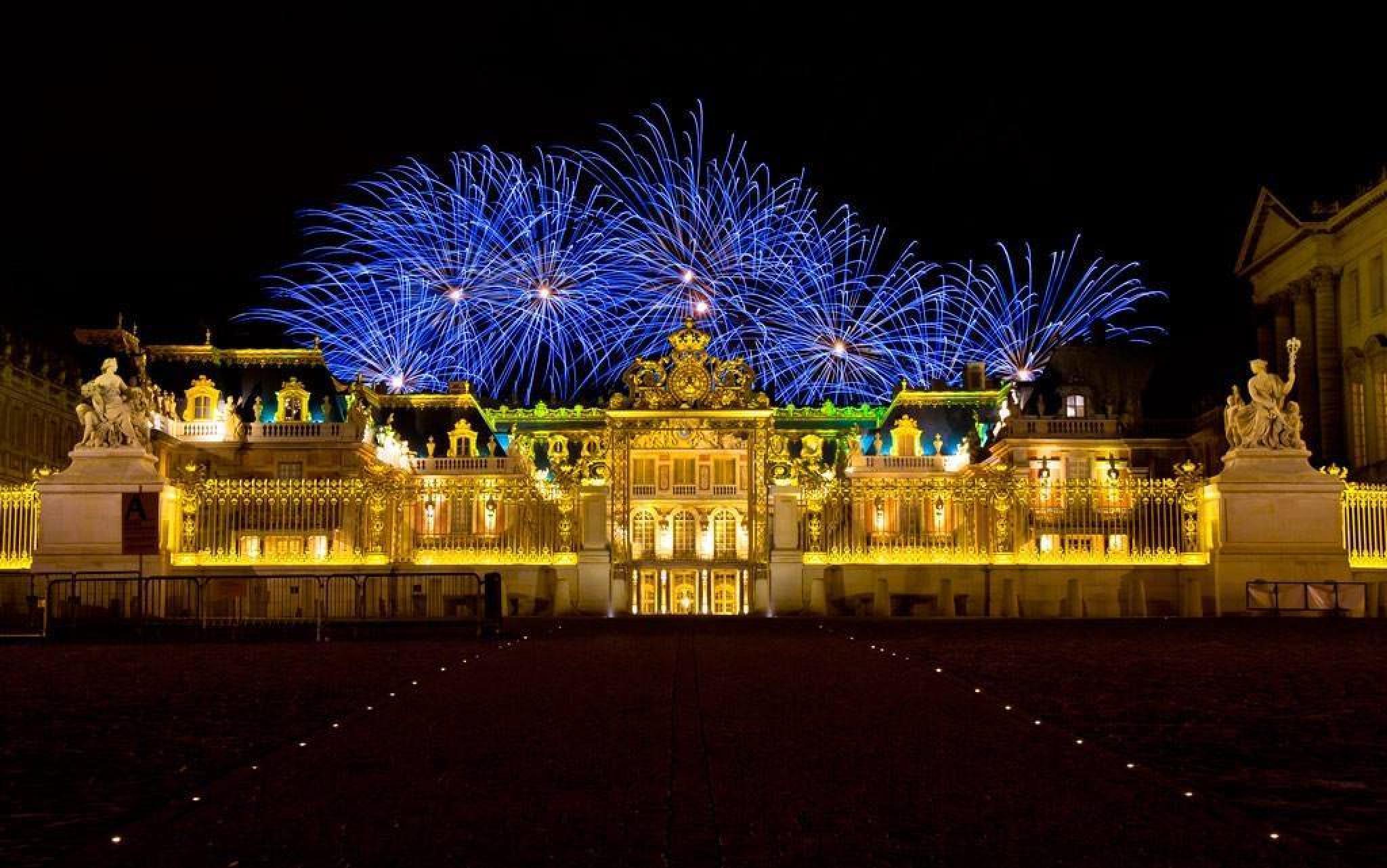 Versailles ! by Elisa !