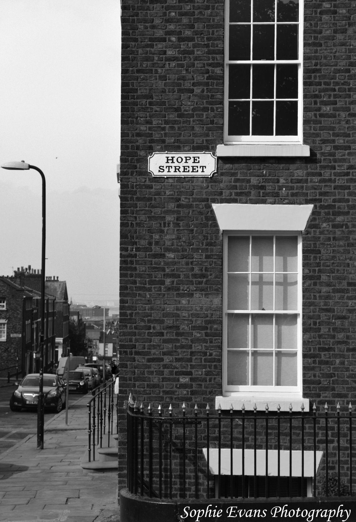 Hope Street. by sophevans95