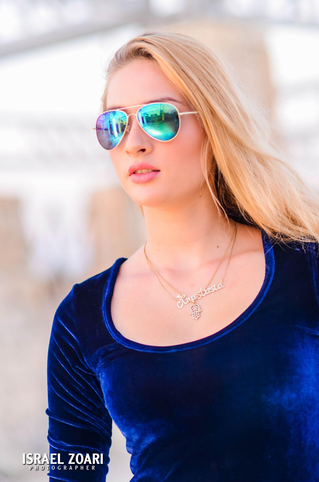 Anastasia Ahtov Model by Israelzoari