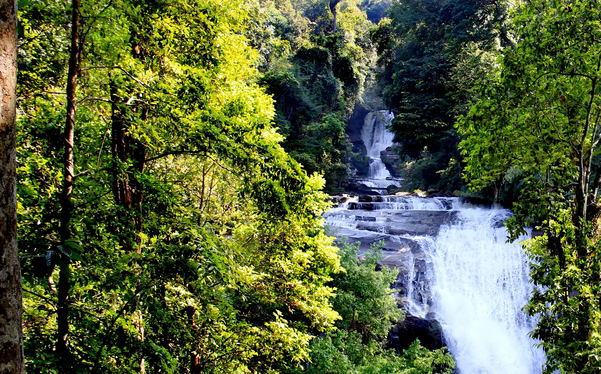 Waterfall by Ram Ramkumar