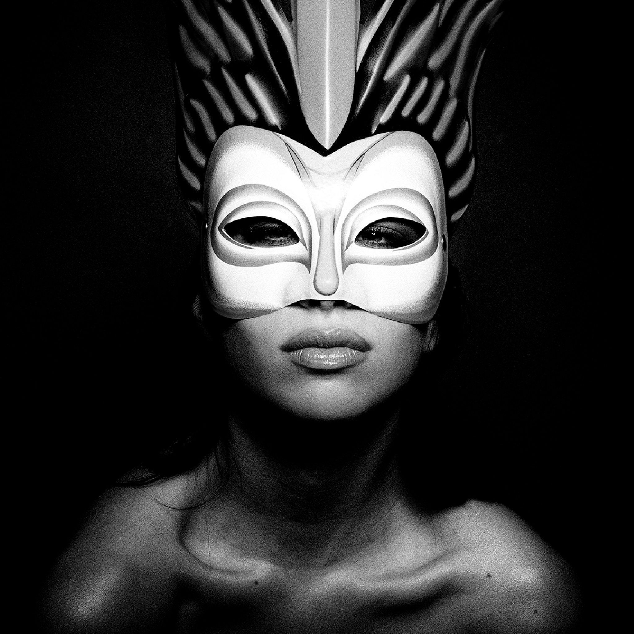 Mask by ilias