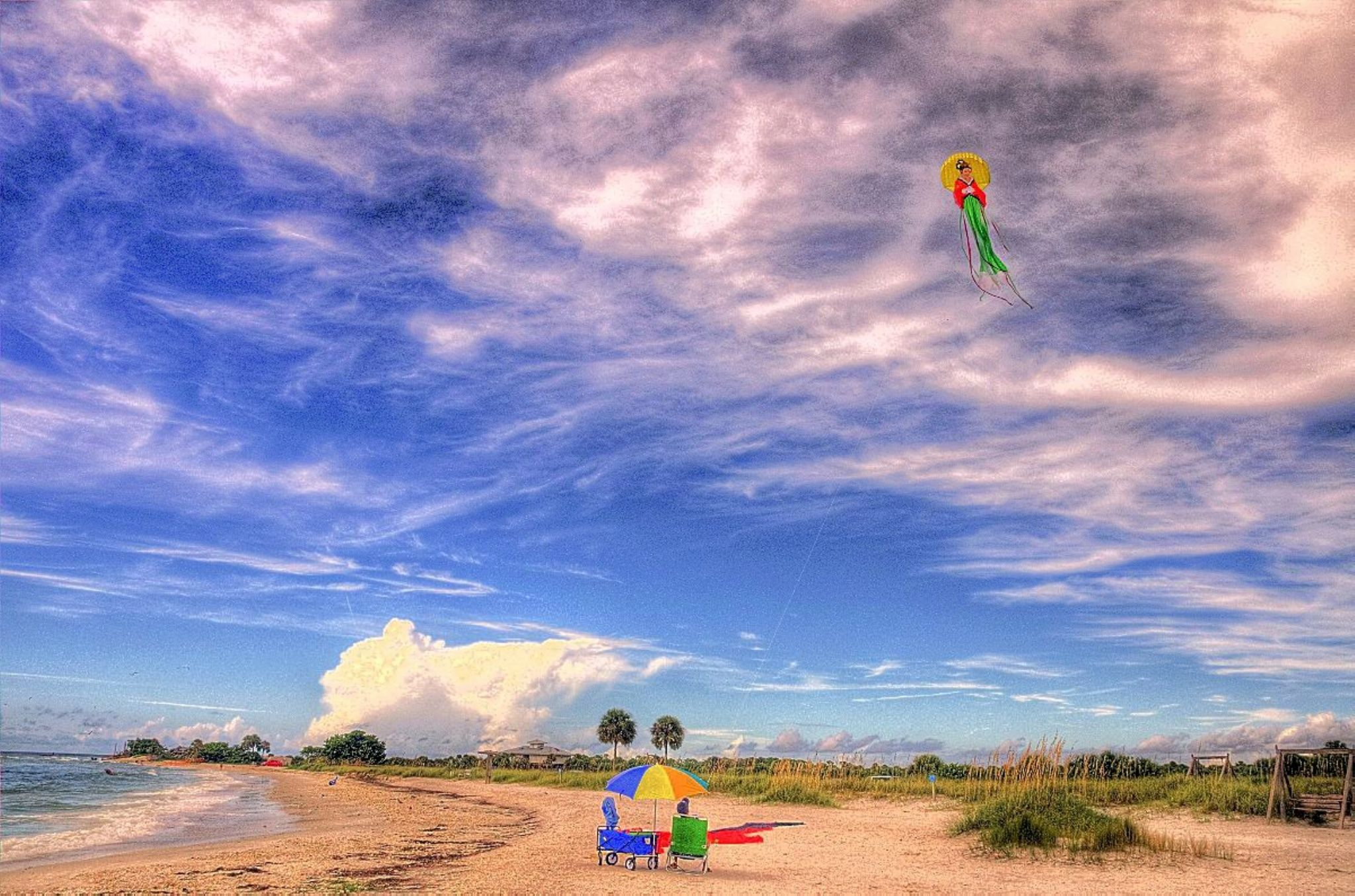 The Kite Flyer by anthonydonahue10