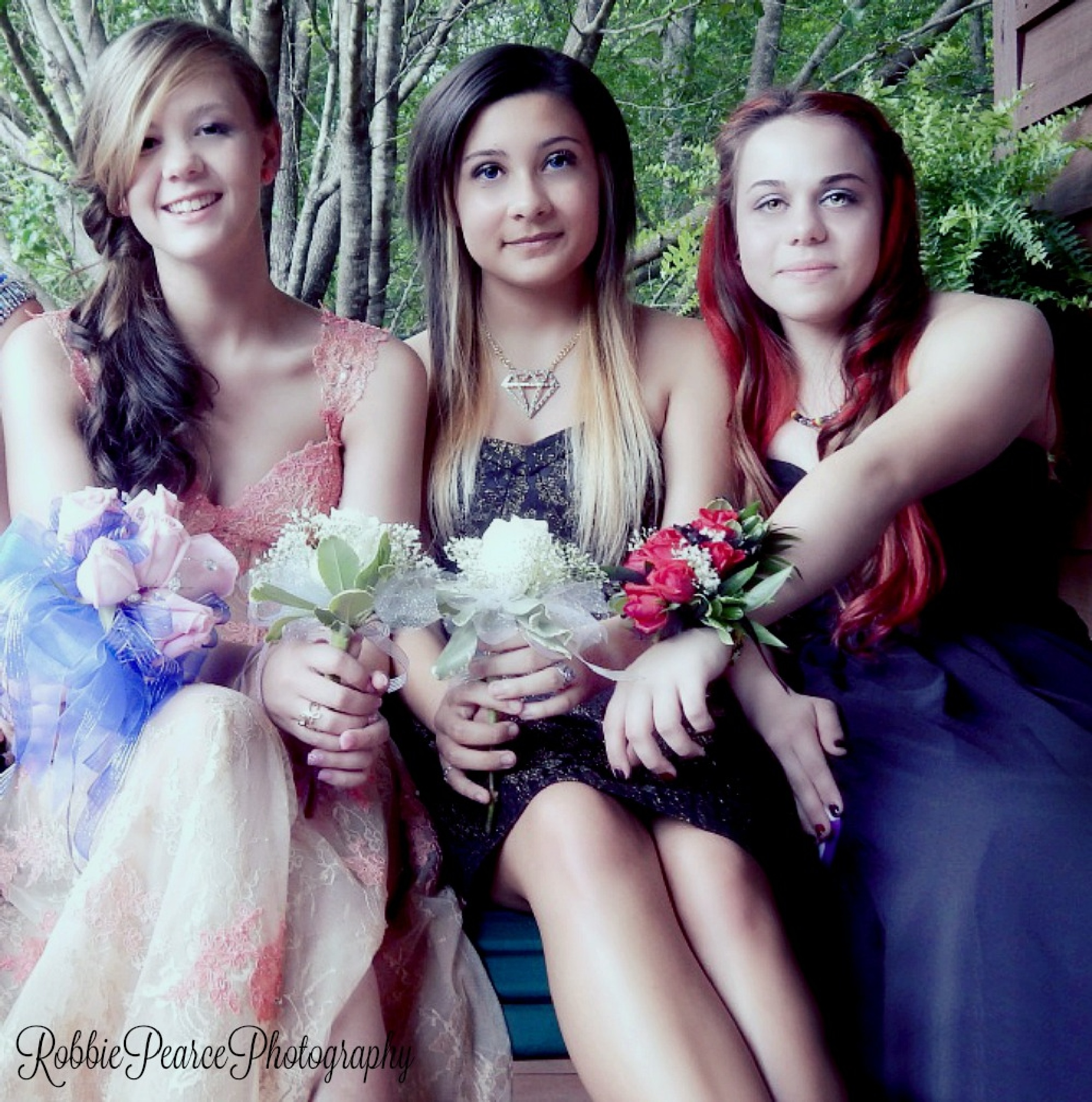 Prom Princesses- by robbie.s.pearce