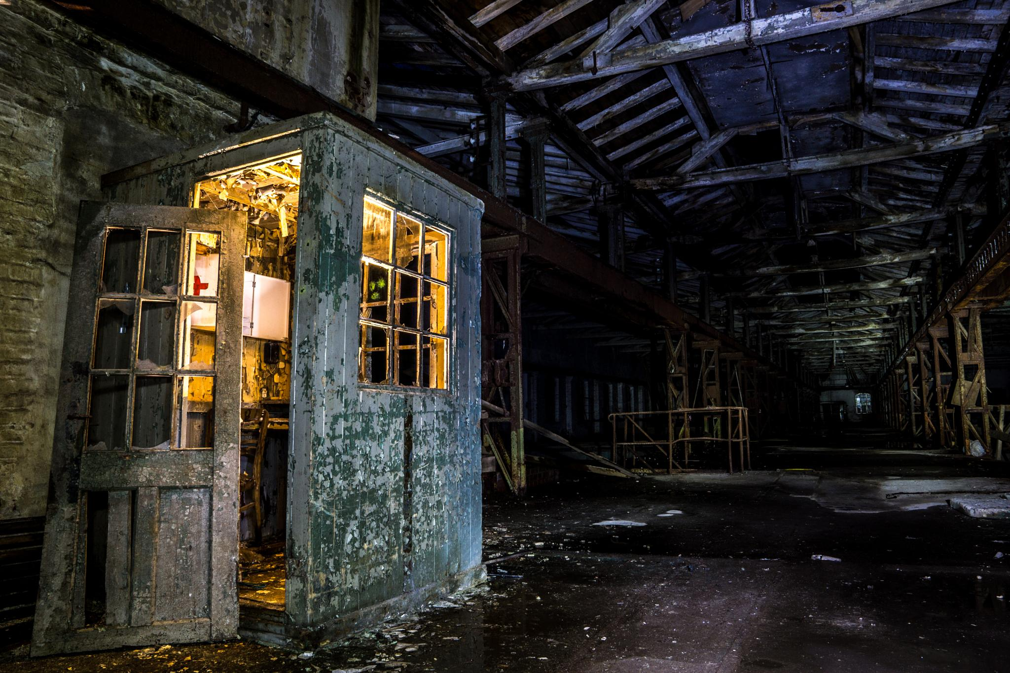 Lightroom #1 by Subground.info