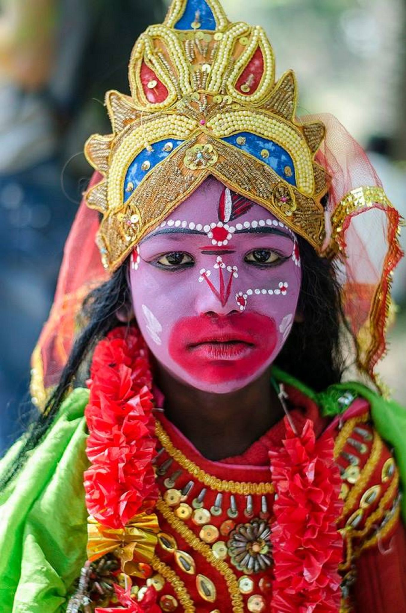 Portraits of Color by Anirban Chaklader Frames