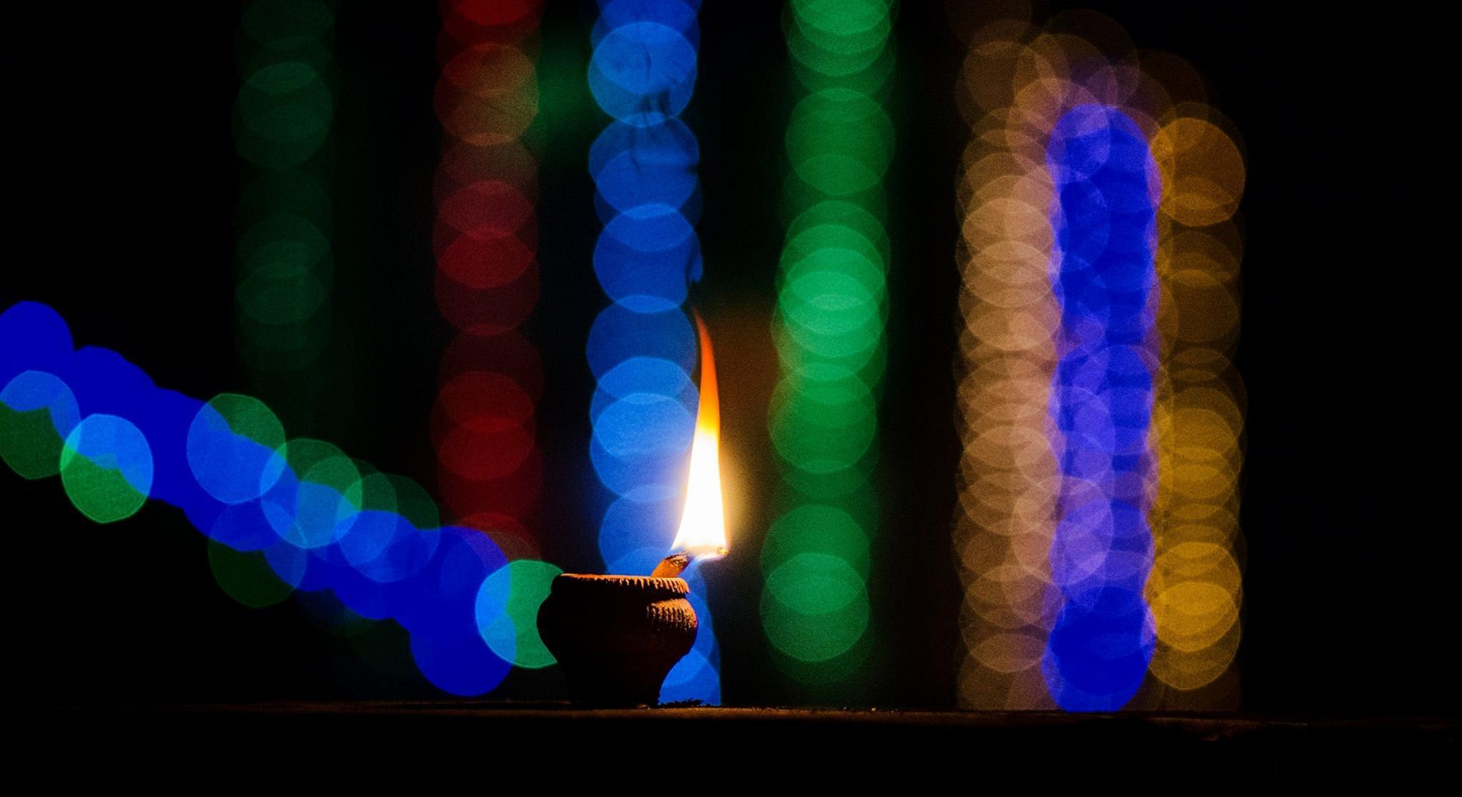 Happy Diwali  by Anirban Chaklader Frames