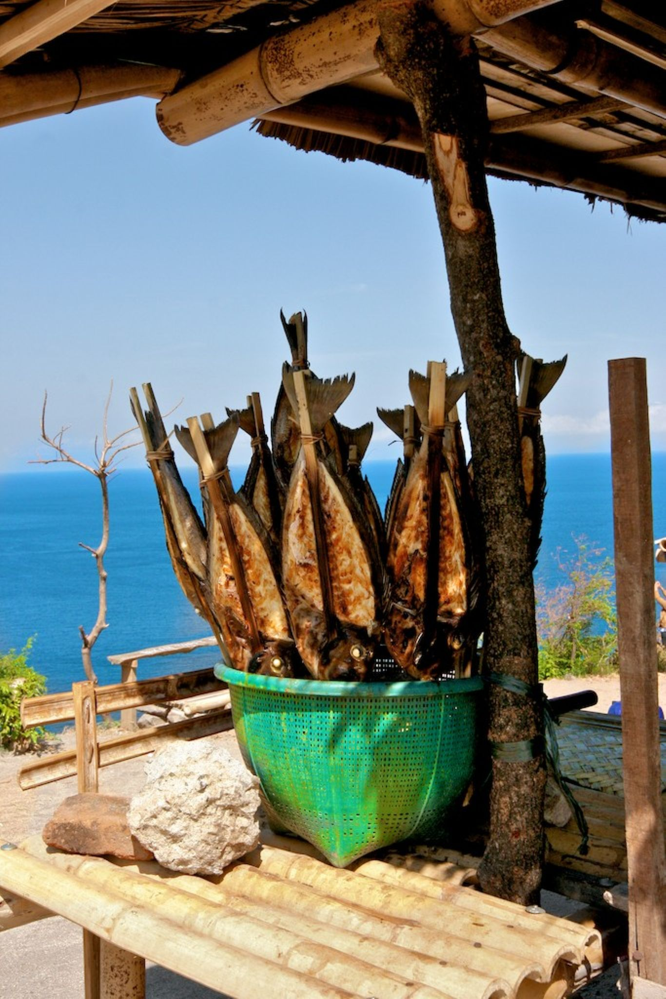 Dried fish by Hero Tammes Buirs