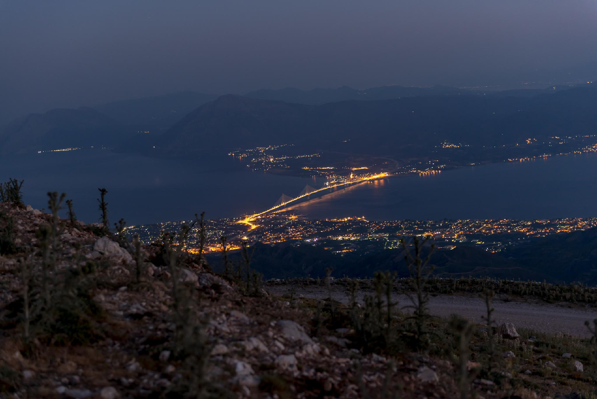 Night in Mountain by patramike