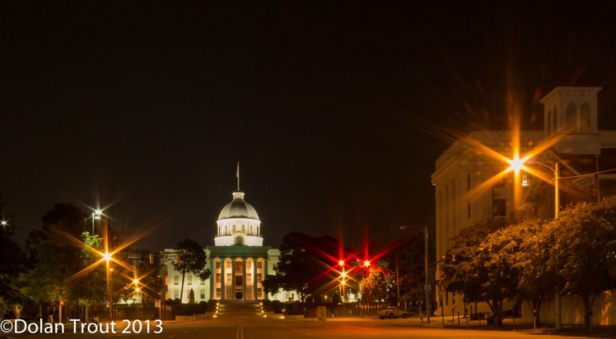 Alabama State Capitol by bluesydude