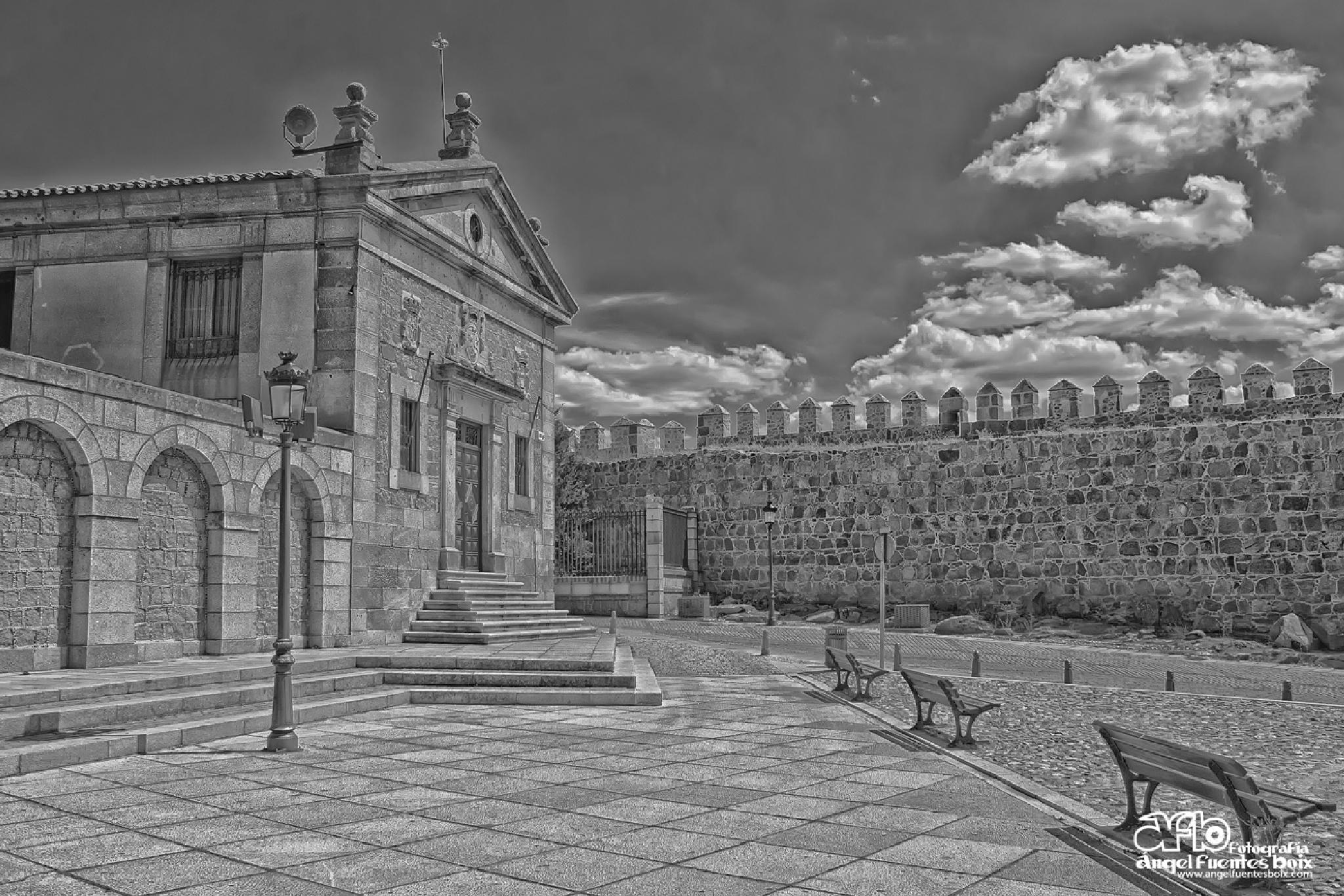 Avila by angel.fuentesboixFotografia