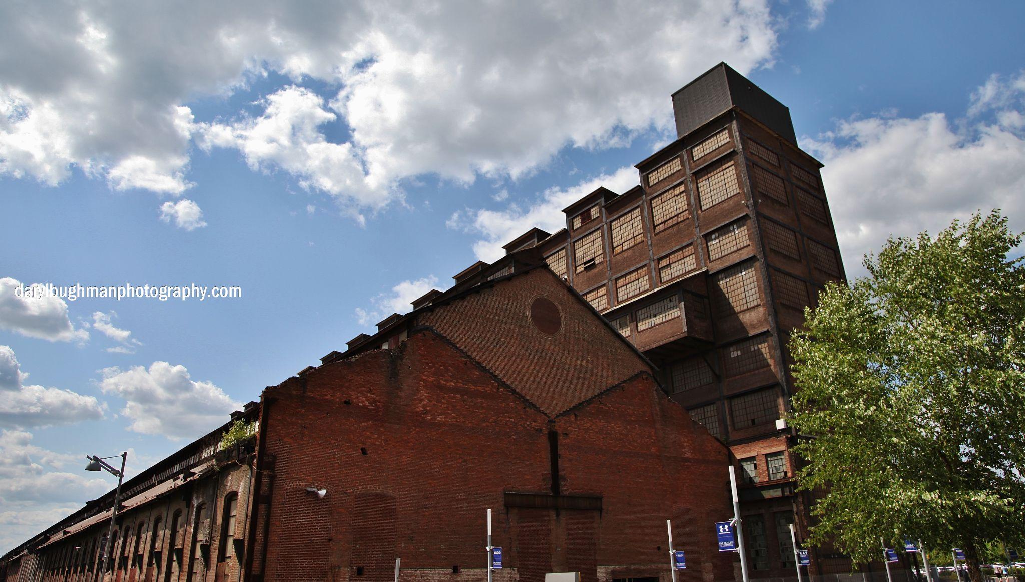 steel mill by daryl.bughman