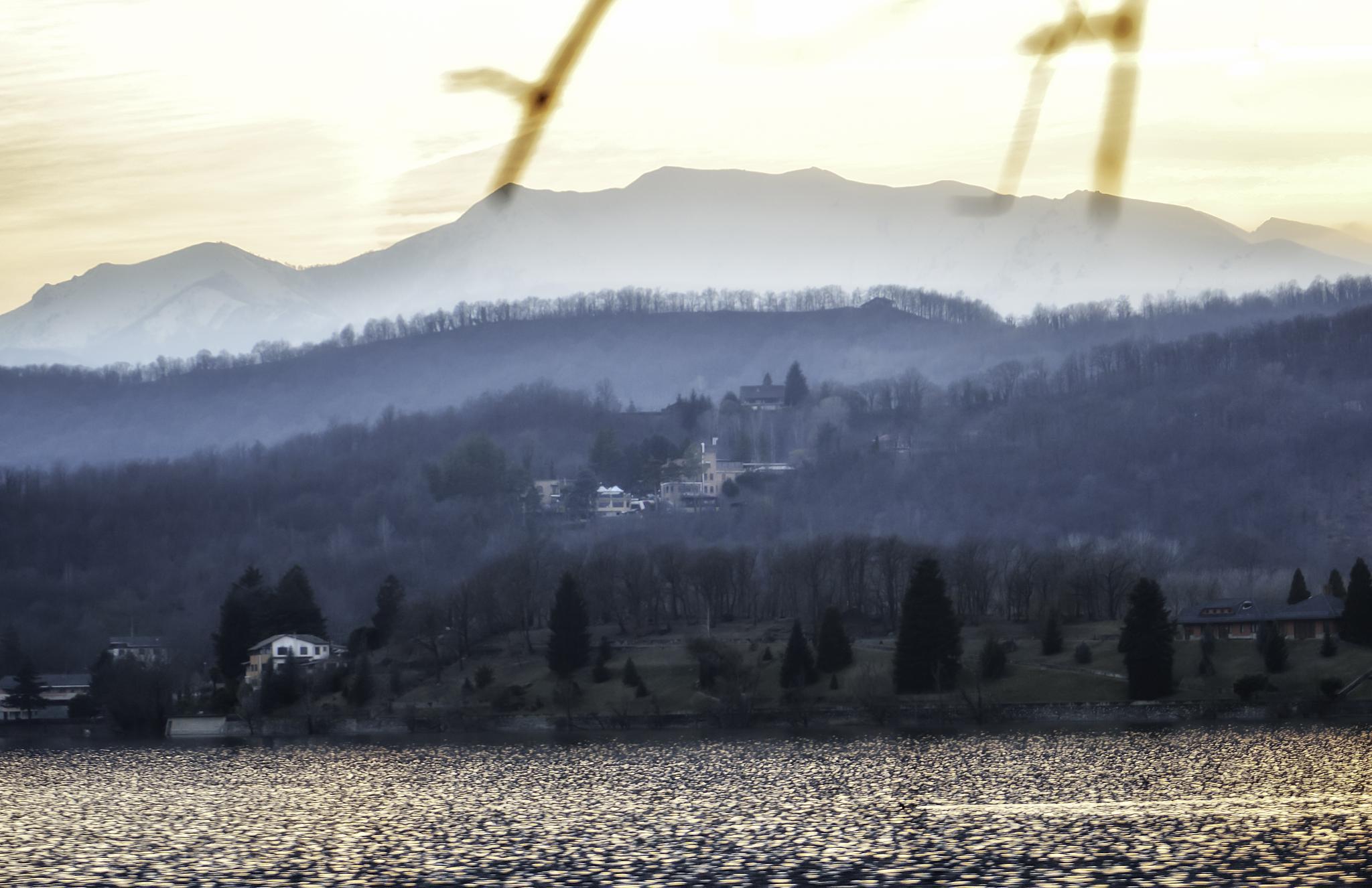 Avigliana Lake by patrianpaolo