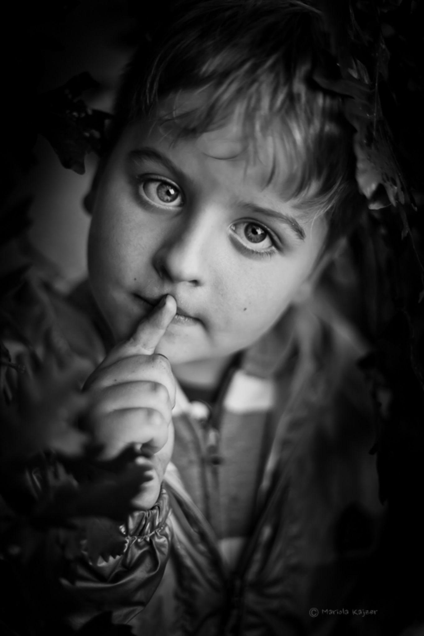 shhhh.... by mariola.kajzer.1