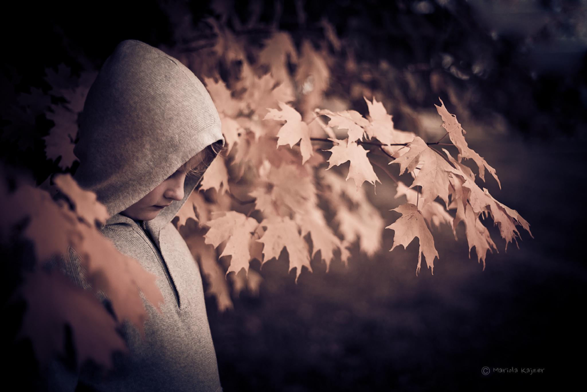 oli in the fall by mariola.kajzer.1