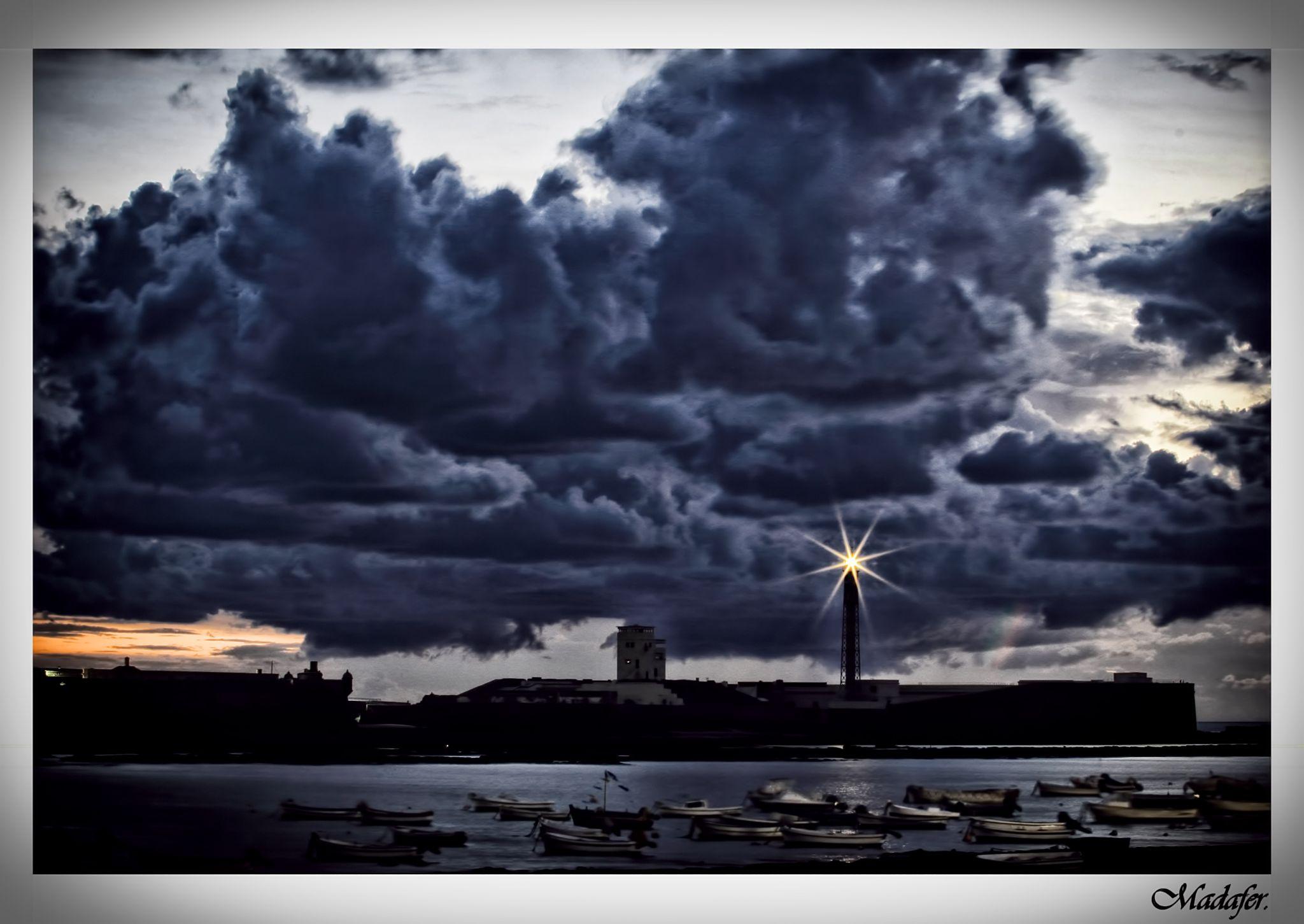La tormenta perfecta. by Madafer Cádiz