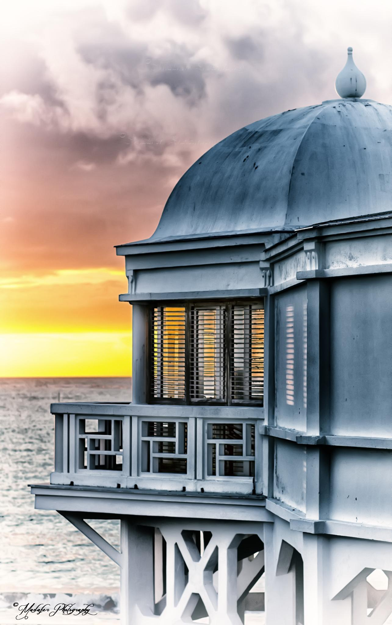Photo in Landscape #balneario #playa #mar #agua #cielo #atardecer