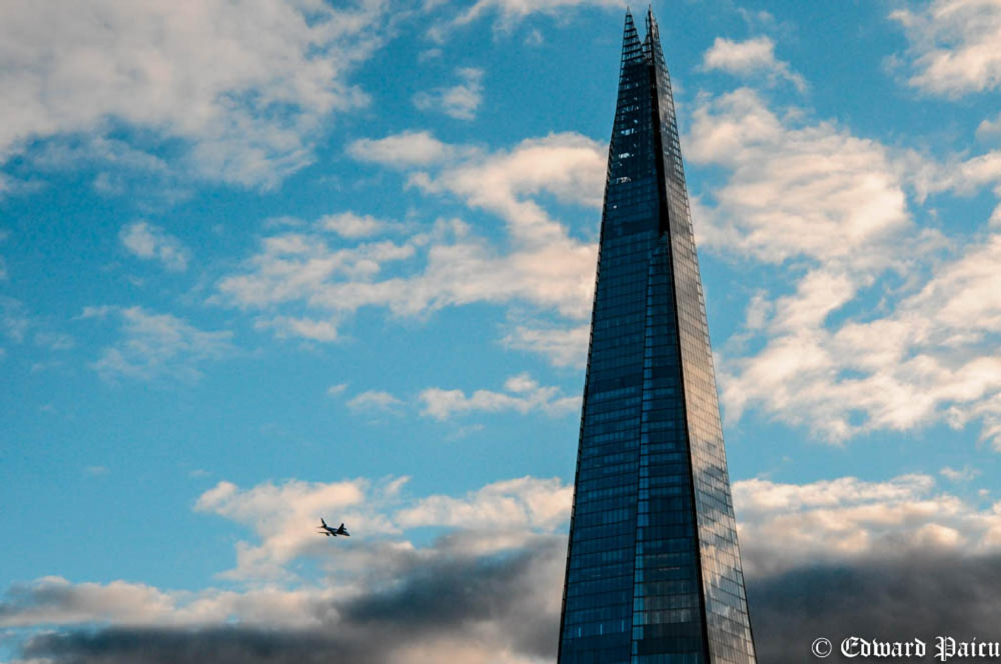 The Shard by EV Photography London