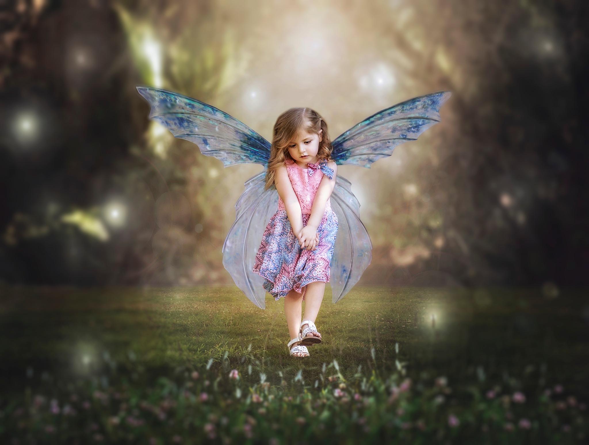 Little Fairy by PamSaracino