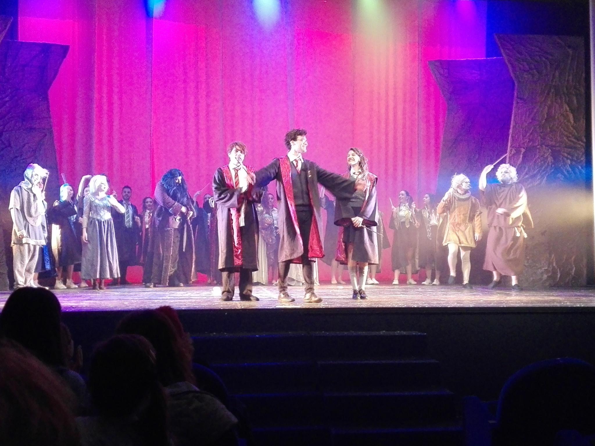 Teatro delle Arti...Musical Harry Potter... by Giuseppe Valvo