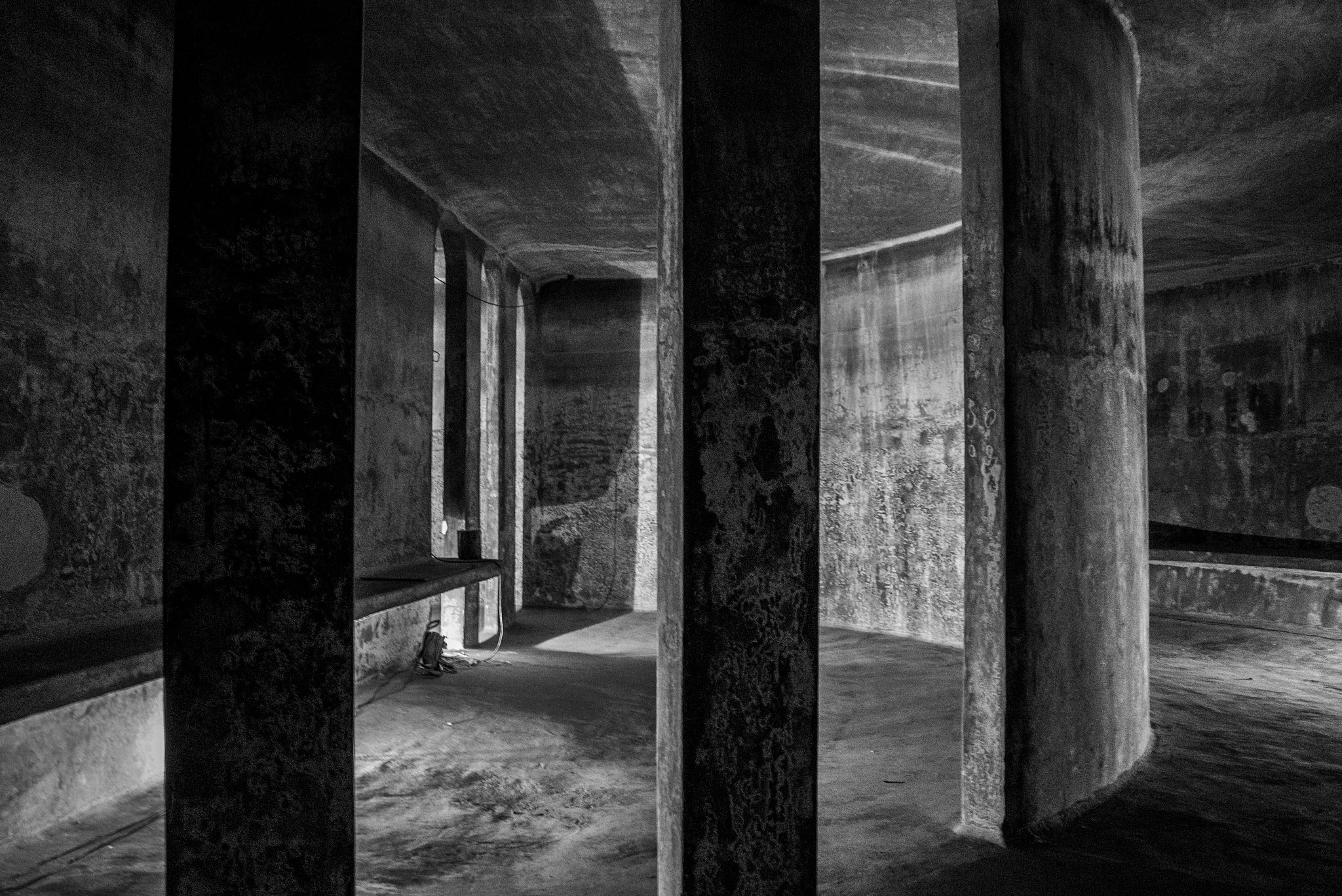the basement of the pump housing in Delft holland by fred.leeflang.7