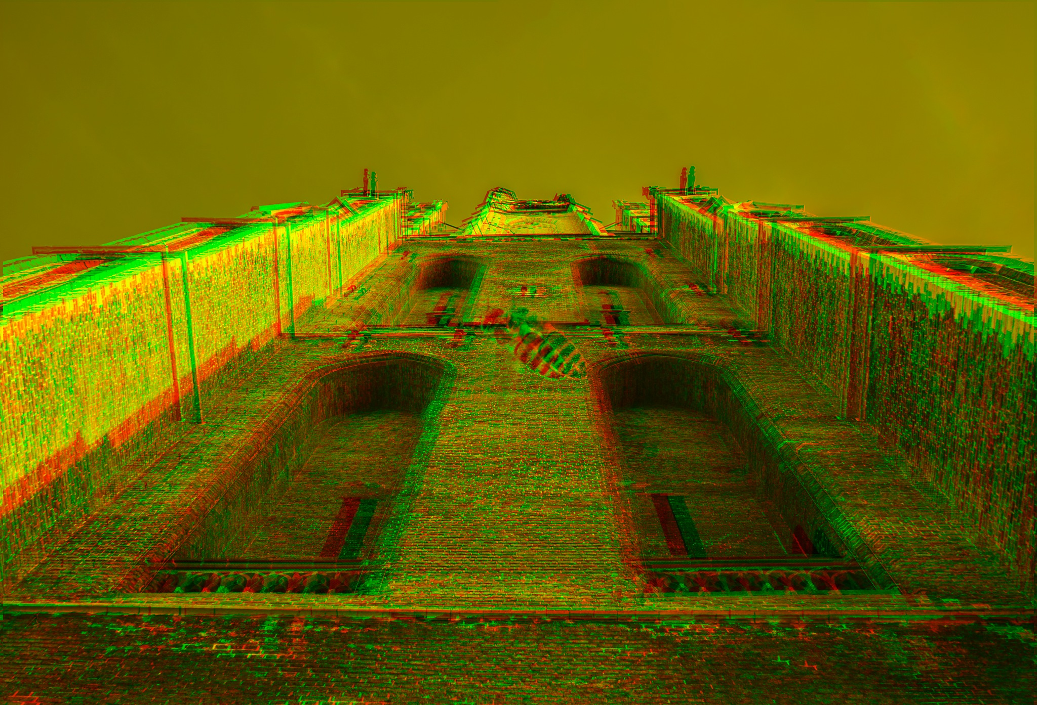 Oldfashion 3D tryout... need red-green glasses by fred.leeflang.7