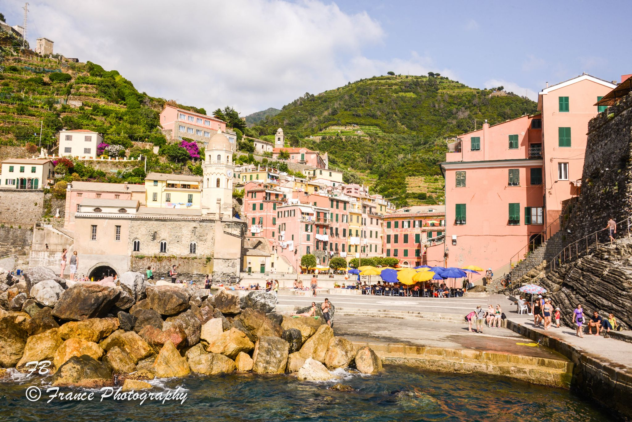 Vernazza - Cinque Terre by France Photography
