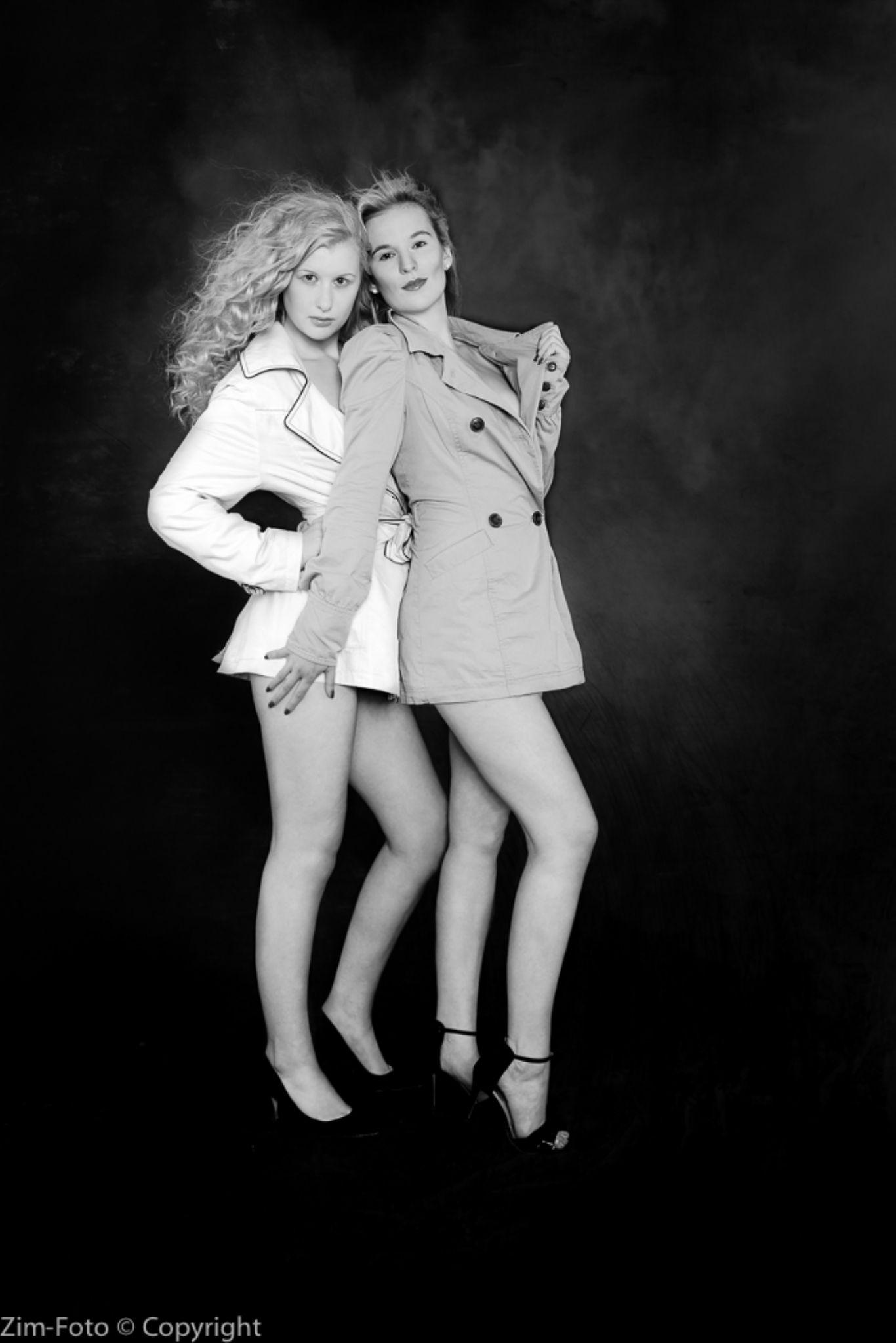 Cathy and Shirley by mario.zimbalski