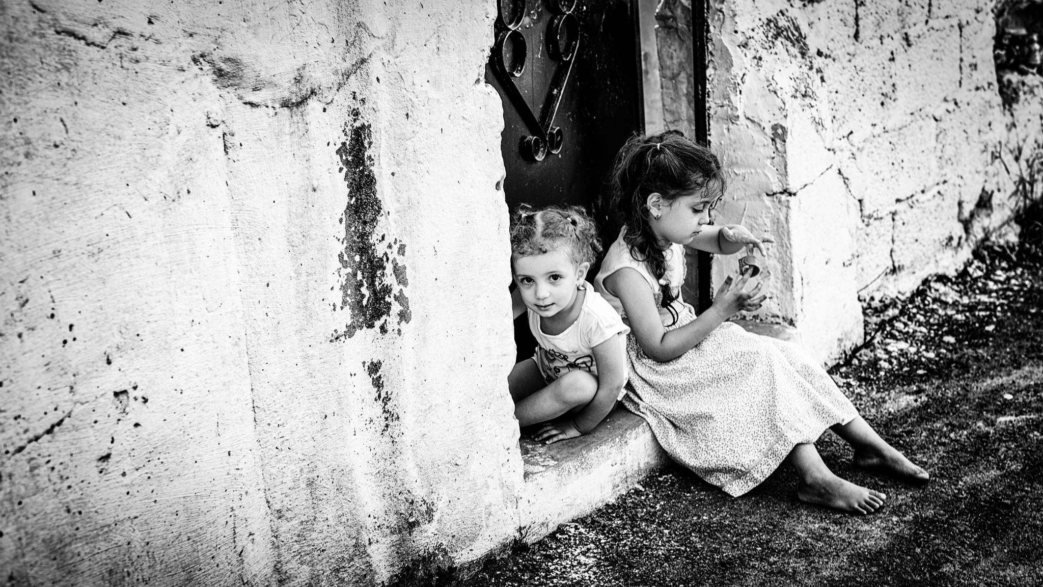 Littel Girl by Djerdjour Mohamed Photography