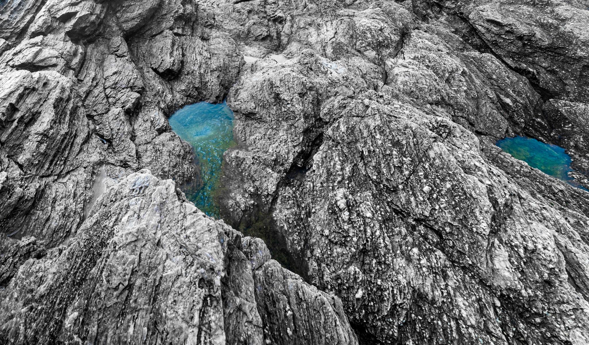 Blue by Djerdjour Mohamed Photography