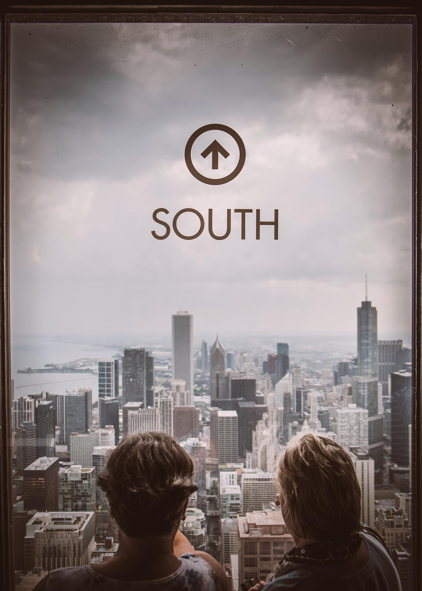 Head north to south by stelhenrique