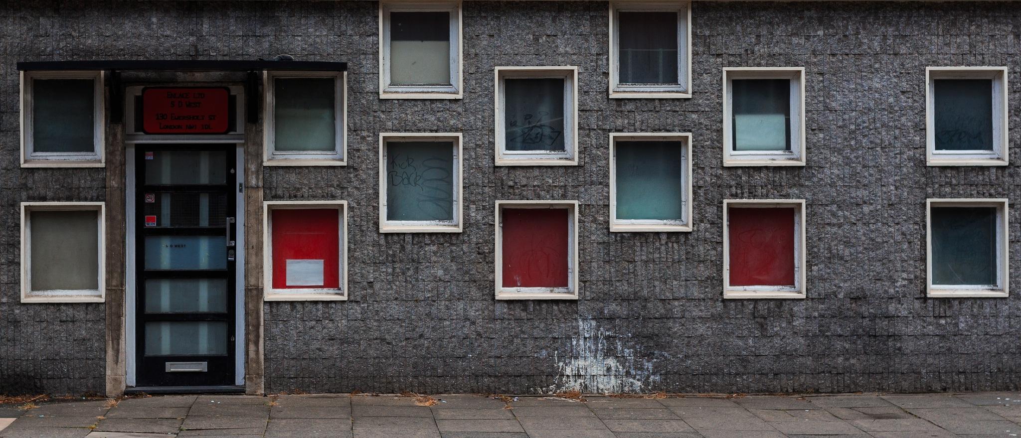 windows by Tavi Ionescu