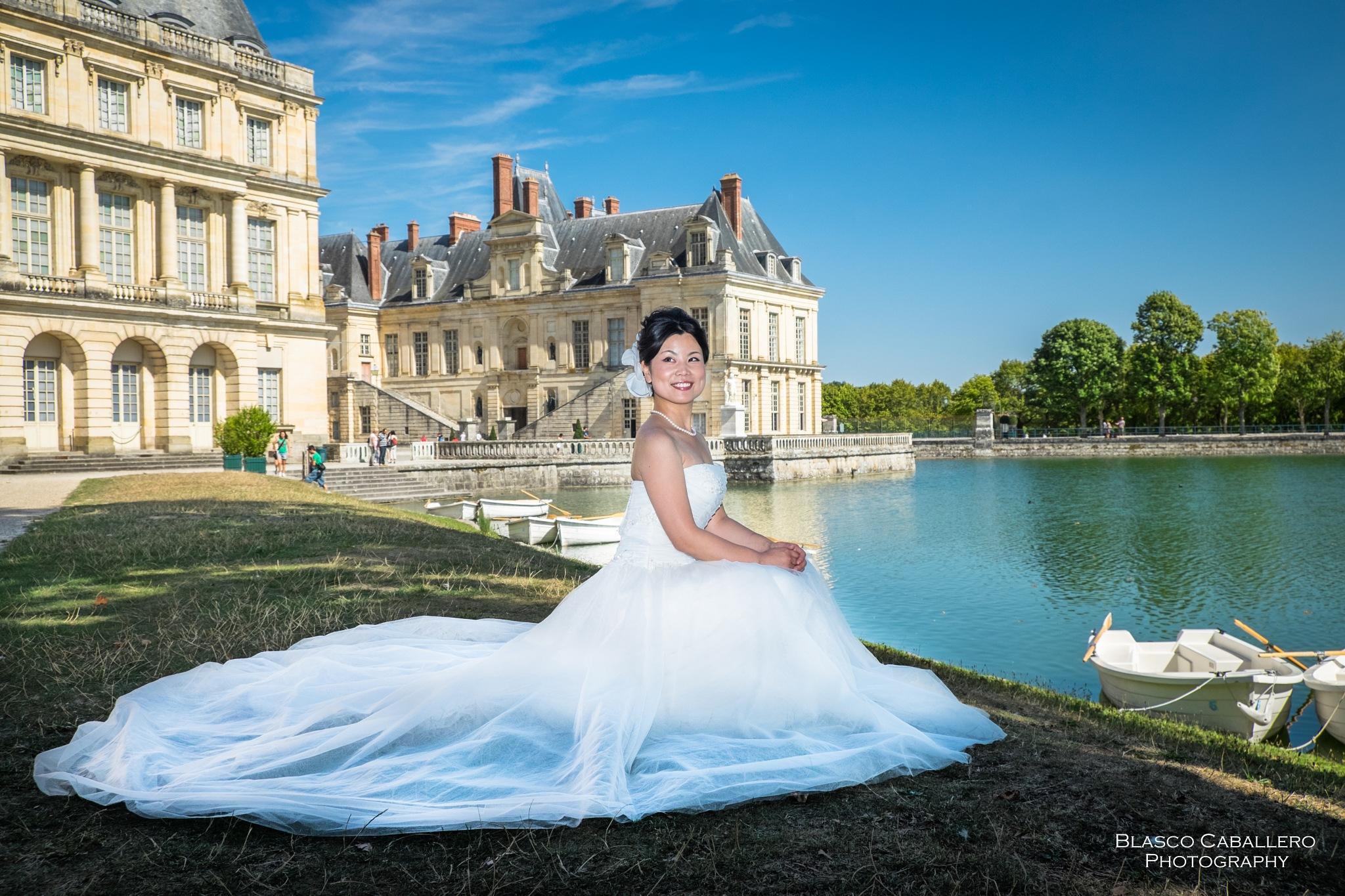 The Bride by Blasco Caballero