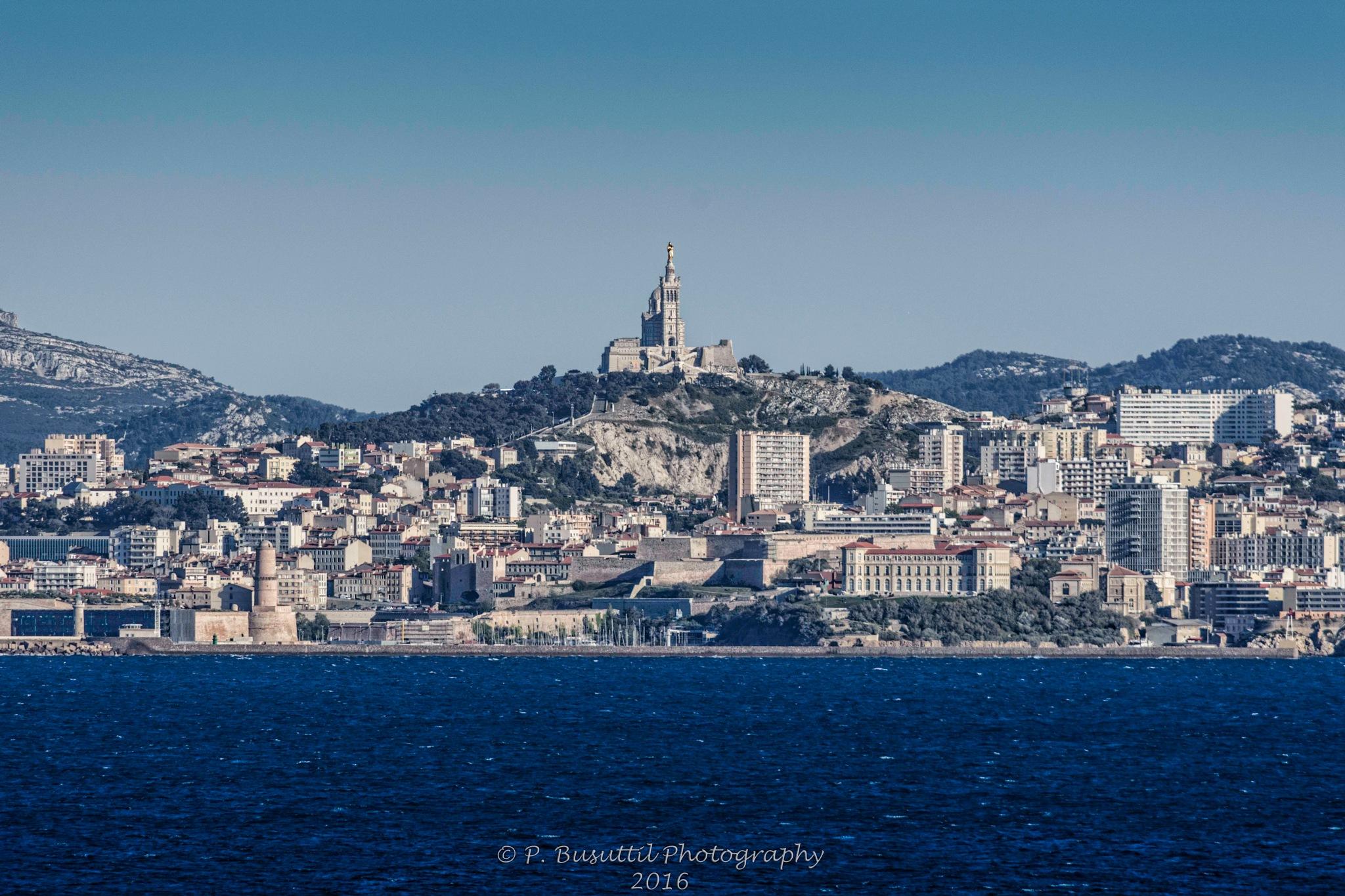 Marseilles by peter.busuttil