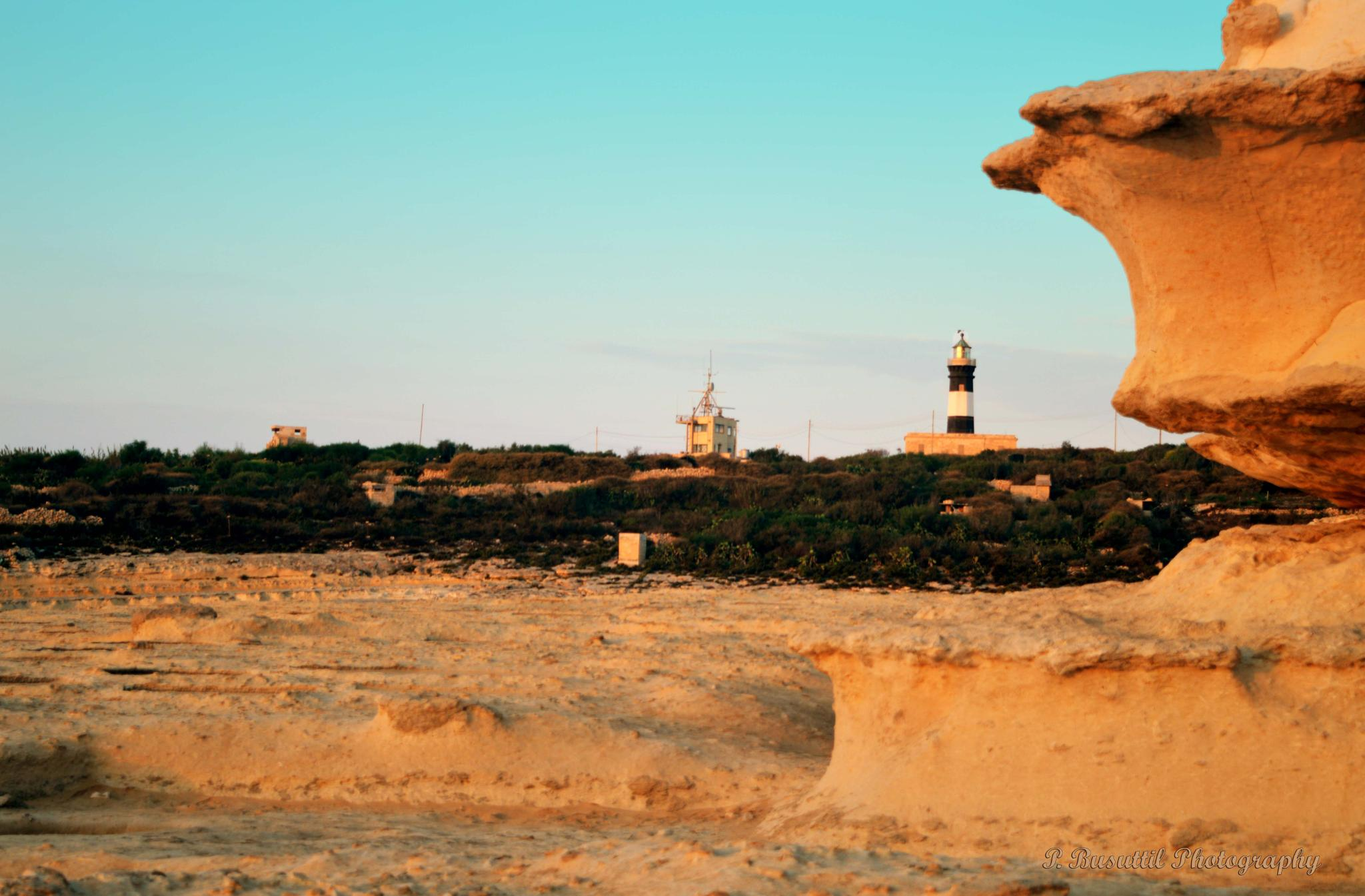 The lighthouse by peter.busuttil
