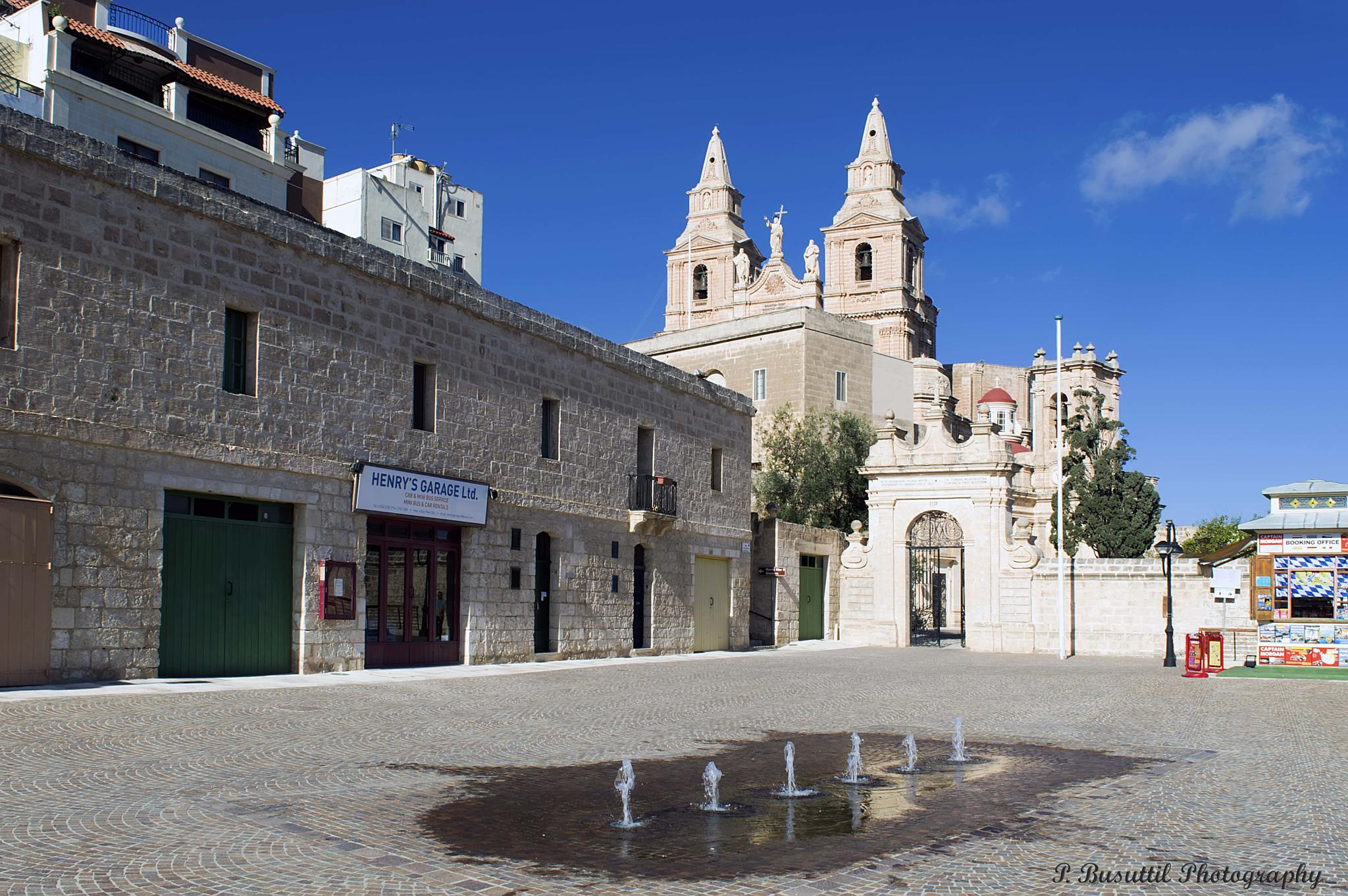 A Sanctuary by peter.busuttil