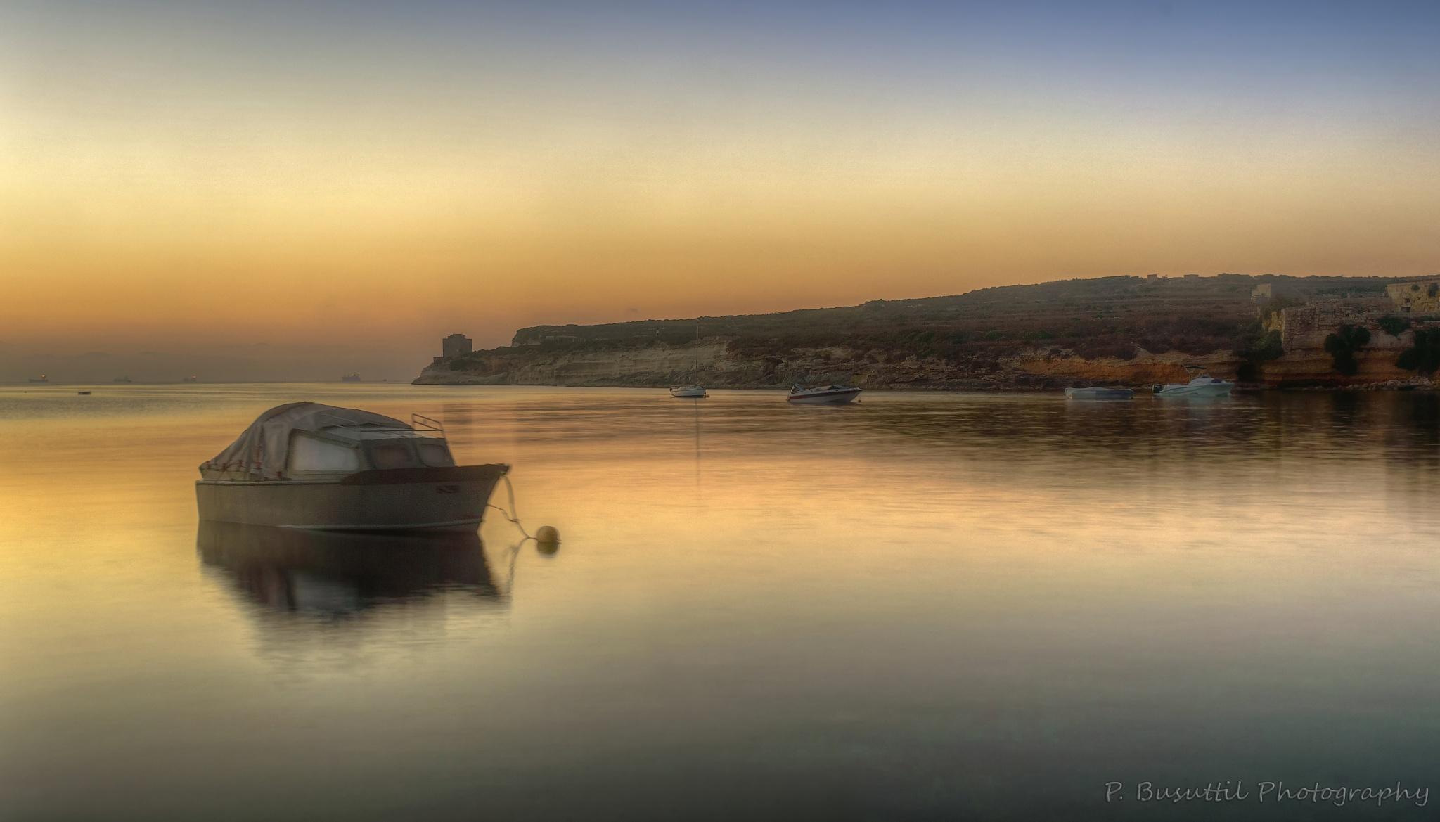 Dreamy summer morning by peter.busuttil