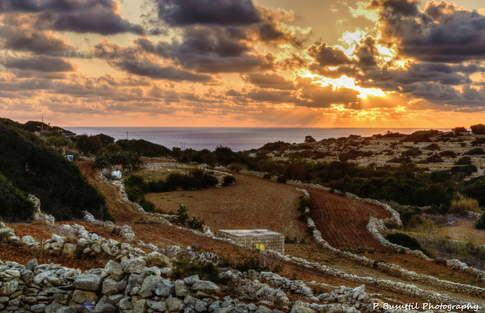 The end of the day by peter.busuttil