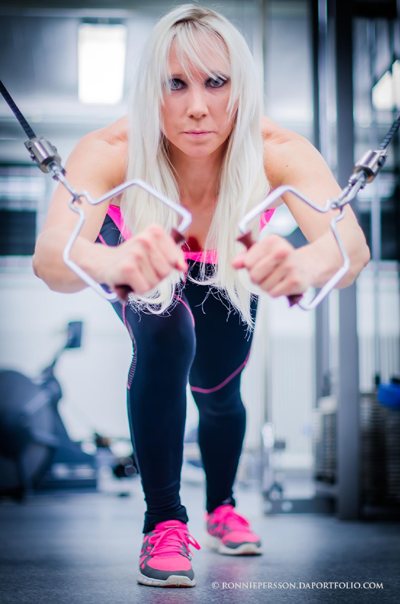 Fitness by RonniePersson