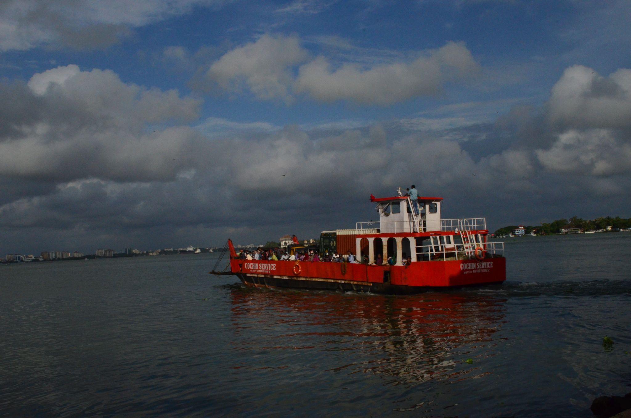by ferry  by vagam0nda