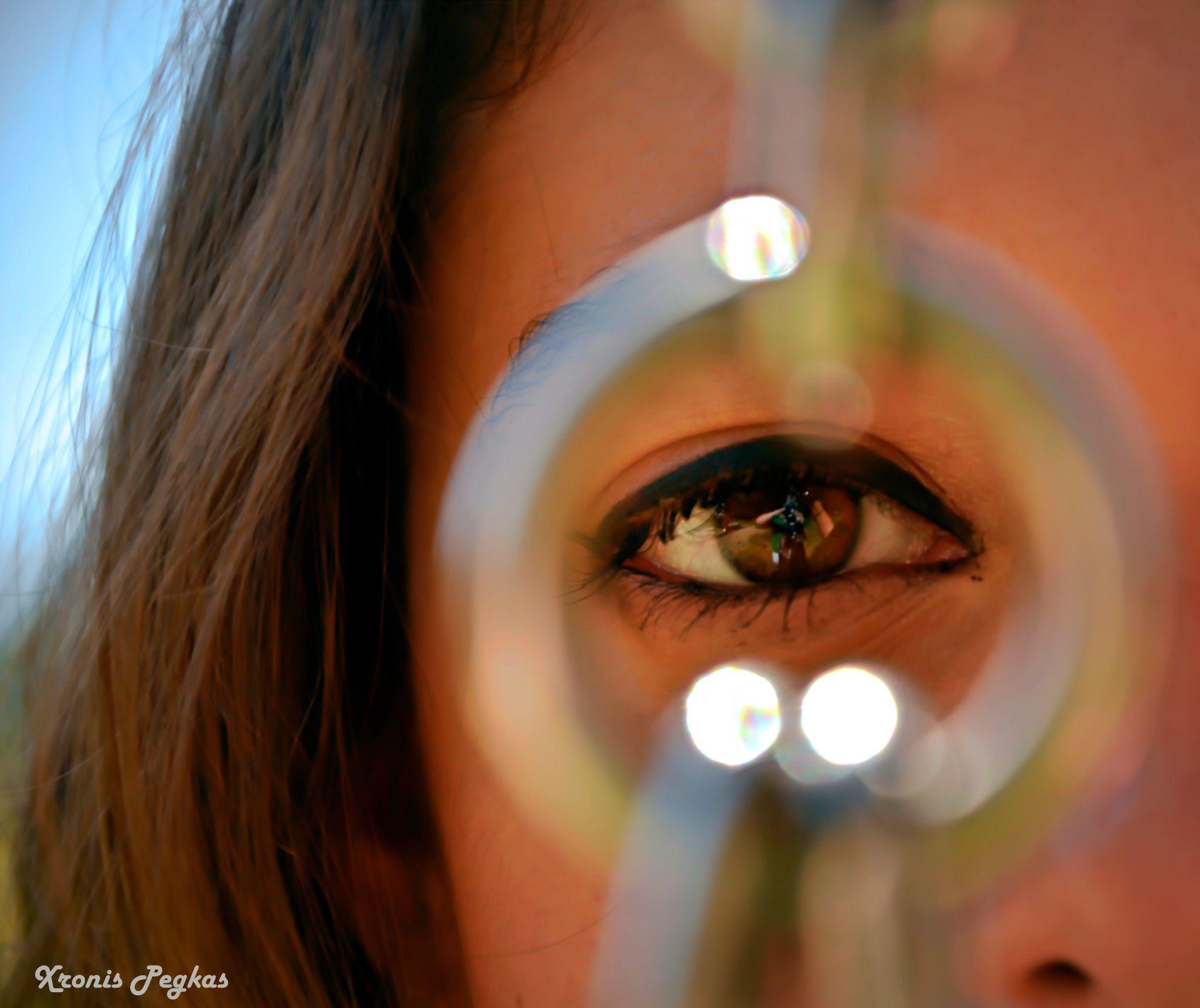 Chain-eye by xpegkas