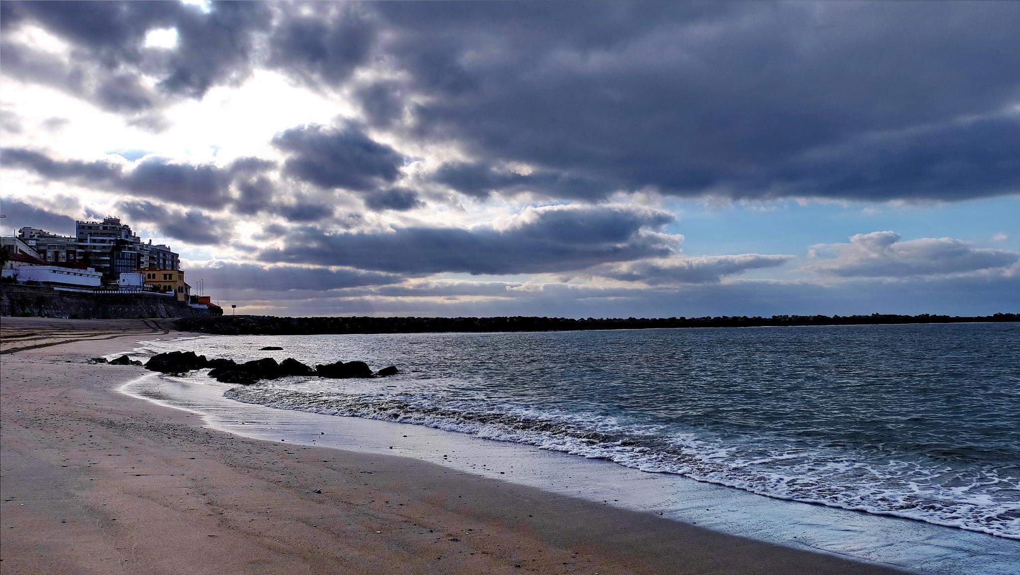 Verde suave, hasta llegar al mar by Joaqui GT